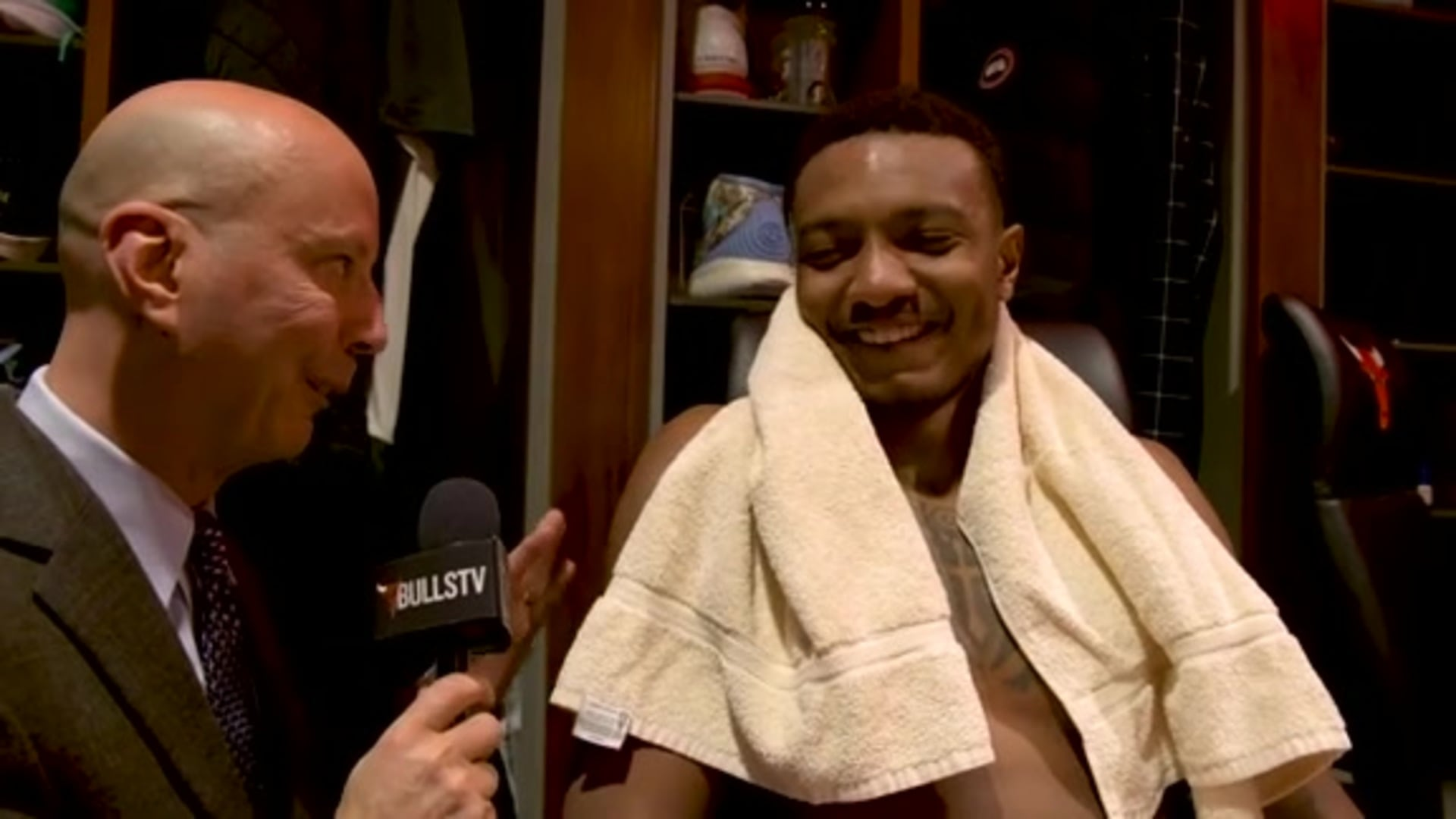 Inside the Locker Room: Wendell Carter Jr. - 1.2.20