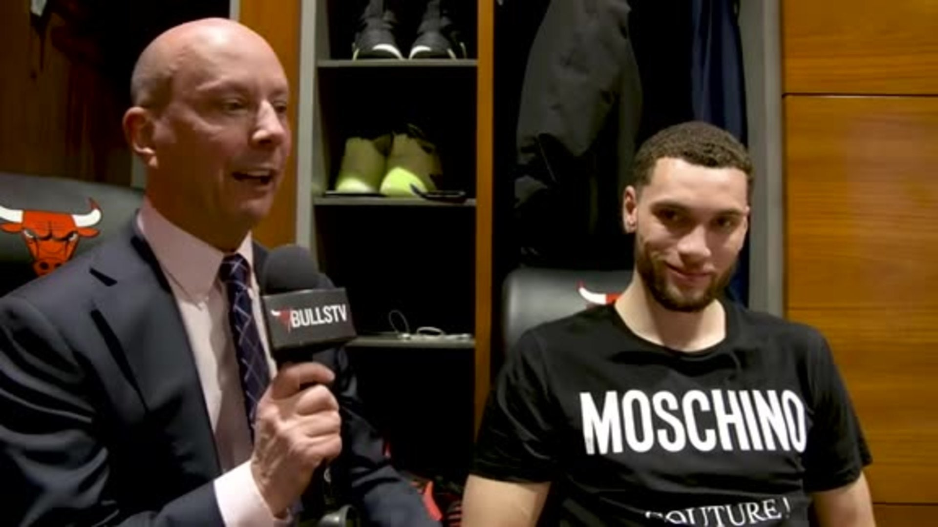 Inside the Locker Room: Zach LaVine - 1.18.20