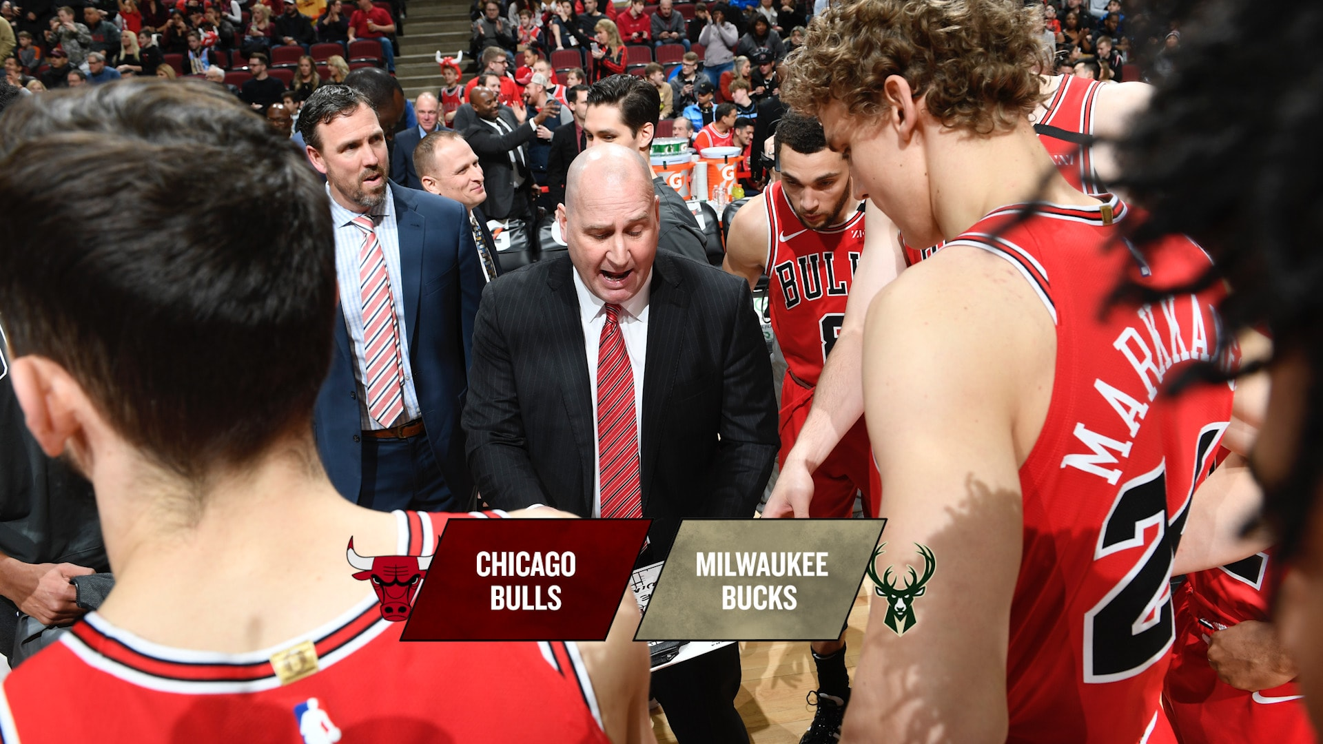 BullsTV Preview: Bulls at Bucks - 1.20.20