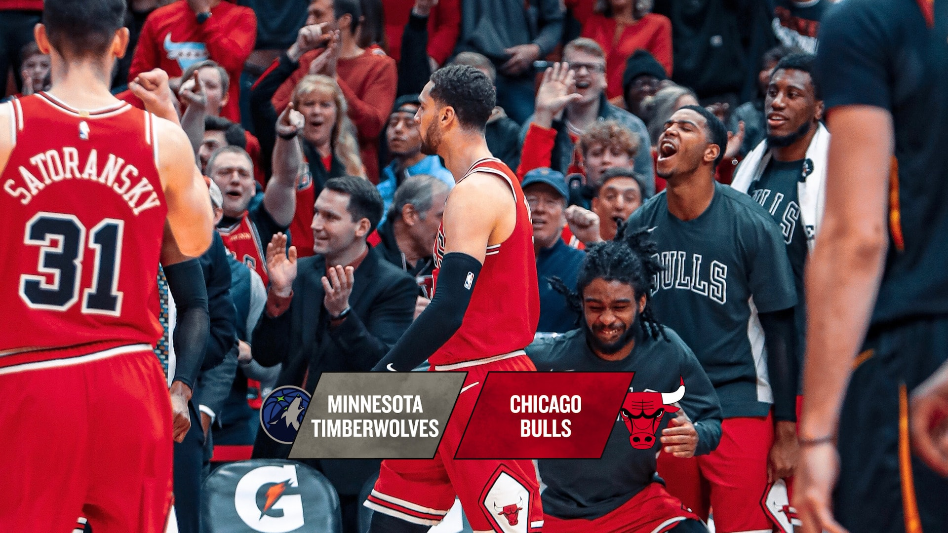 BullsTV Preview: Bulls vs. Timberwolves - 1.22.20