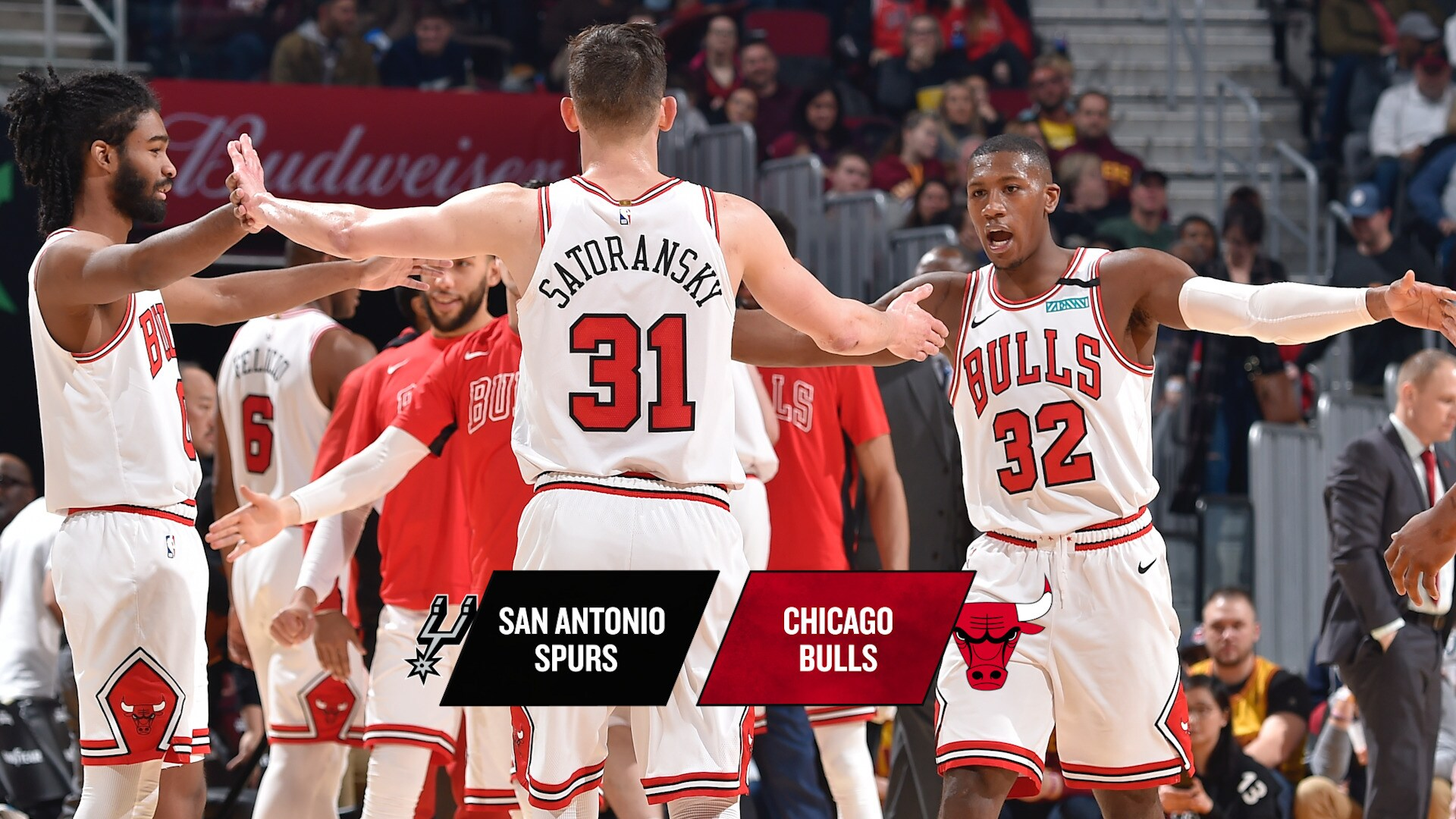 BullsTV Preview: Bulls vs. Spurs - 1.27.20