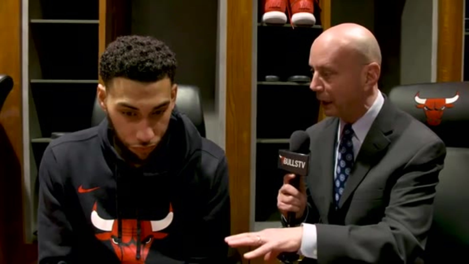 Inside the Locker Room: Denzel Valentine - 1.27.20