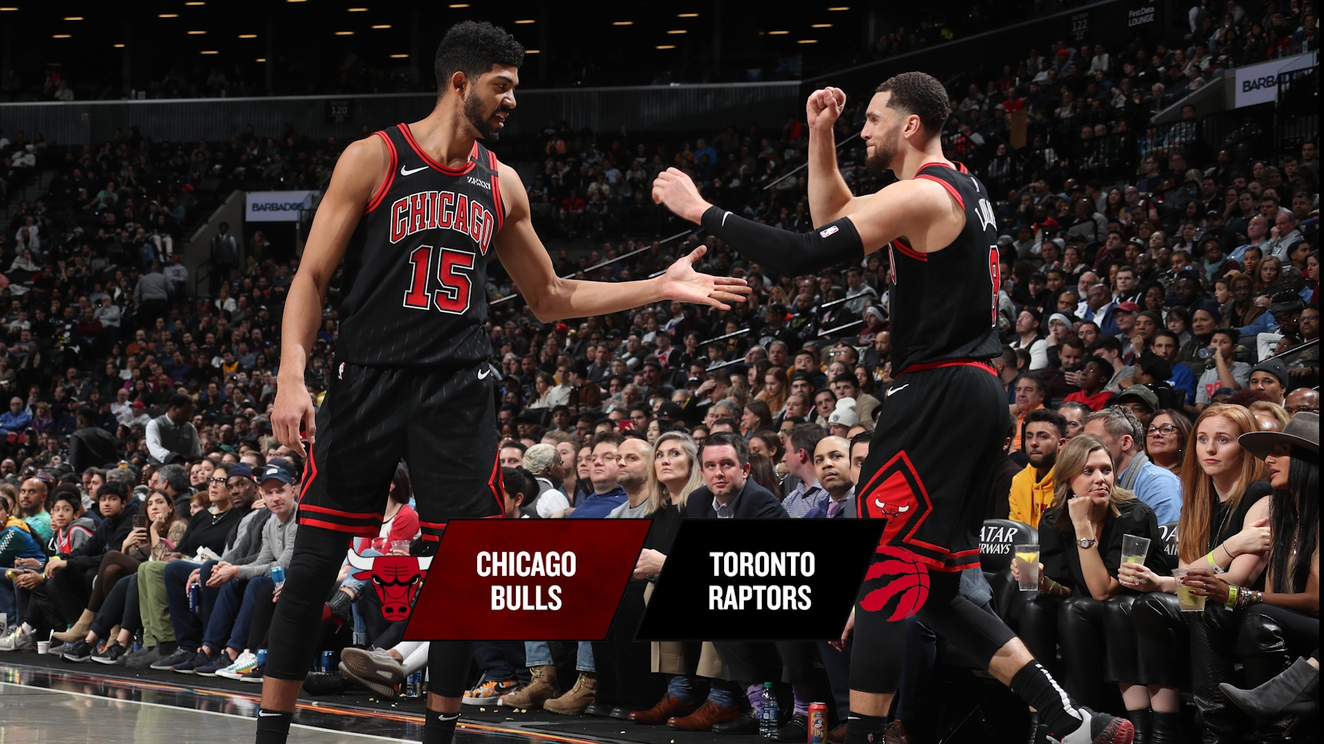 BullsTV Preview: Bulls at Raptors - 02.02.20