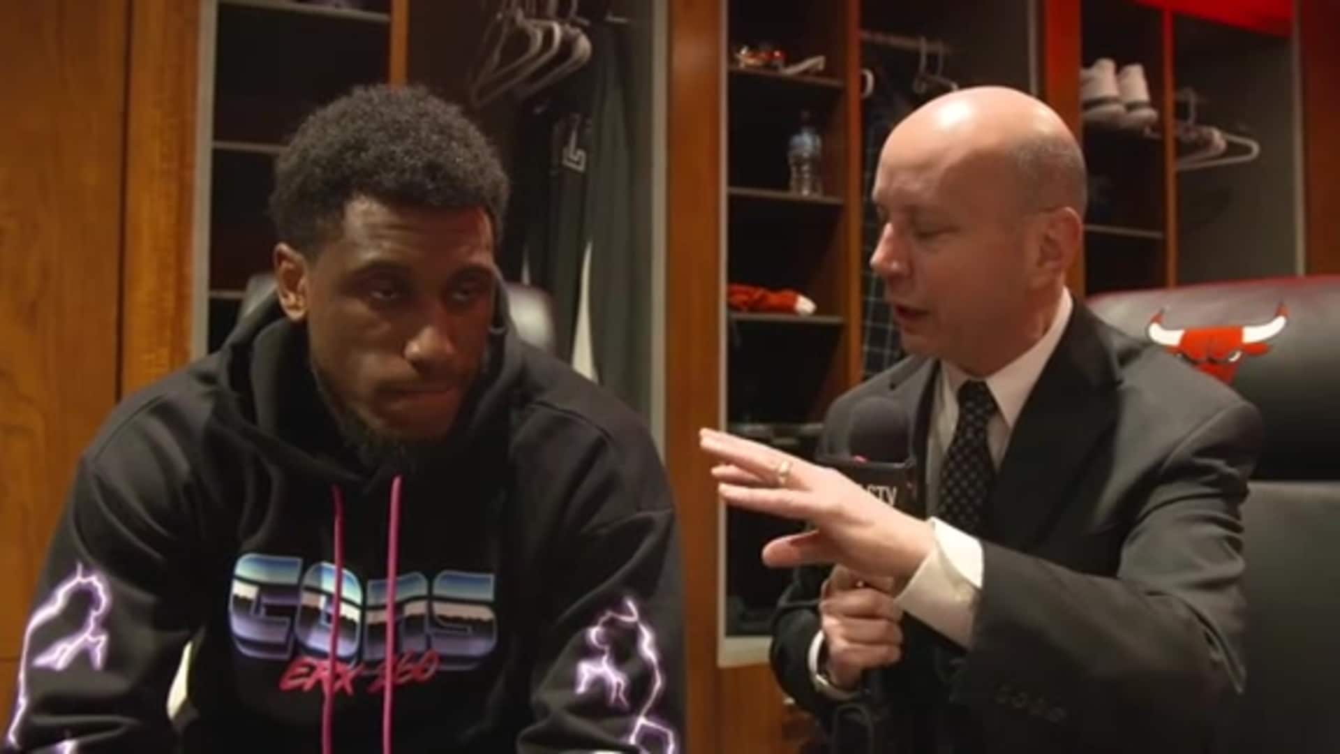 Inside the Locker Room: Thaddeus Young - 2.23.20