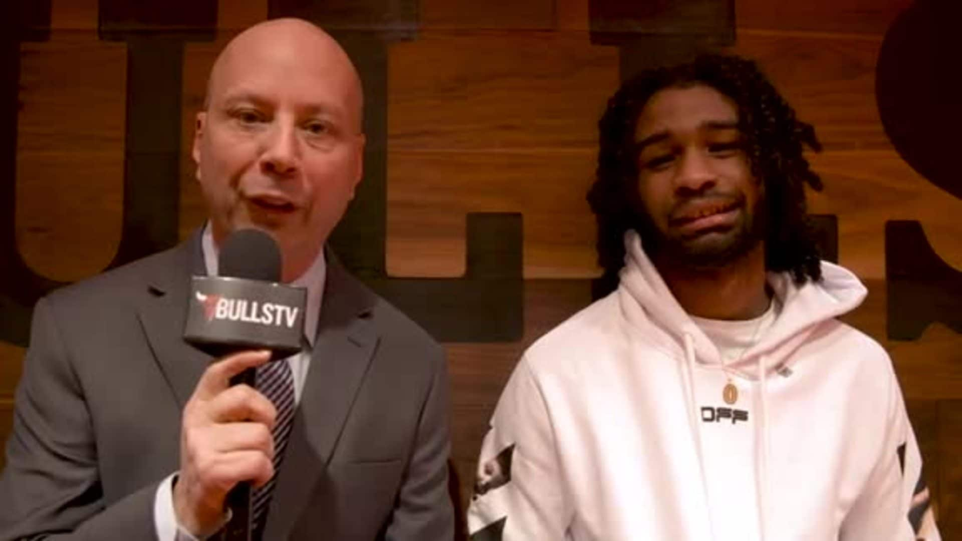 Inside the Locker Room: Coby White - 2.25.20