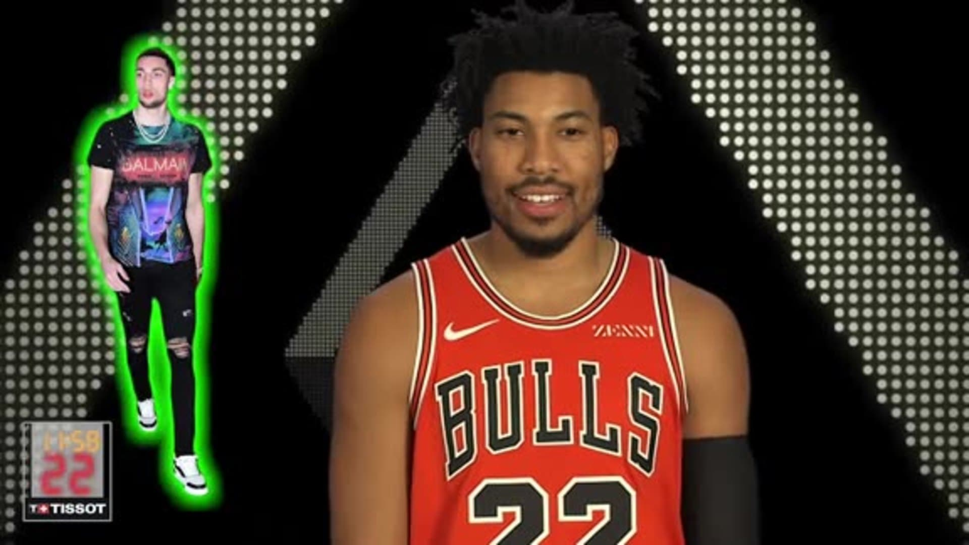 Otto Porter Jr. - Style In :24 with Tissot