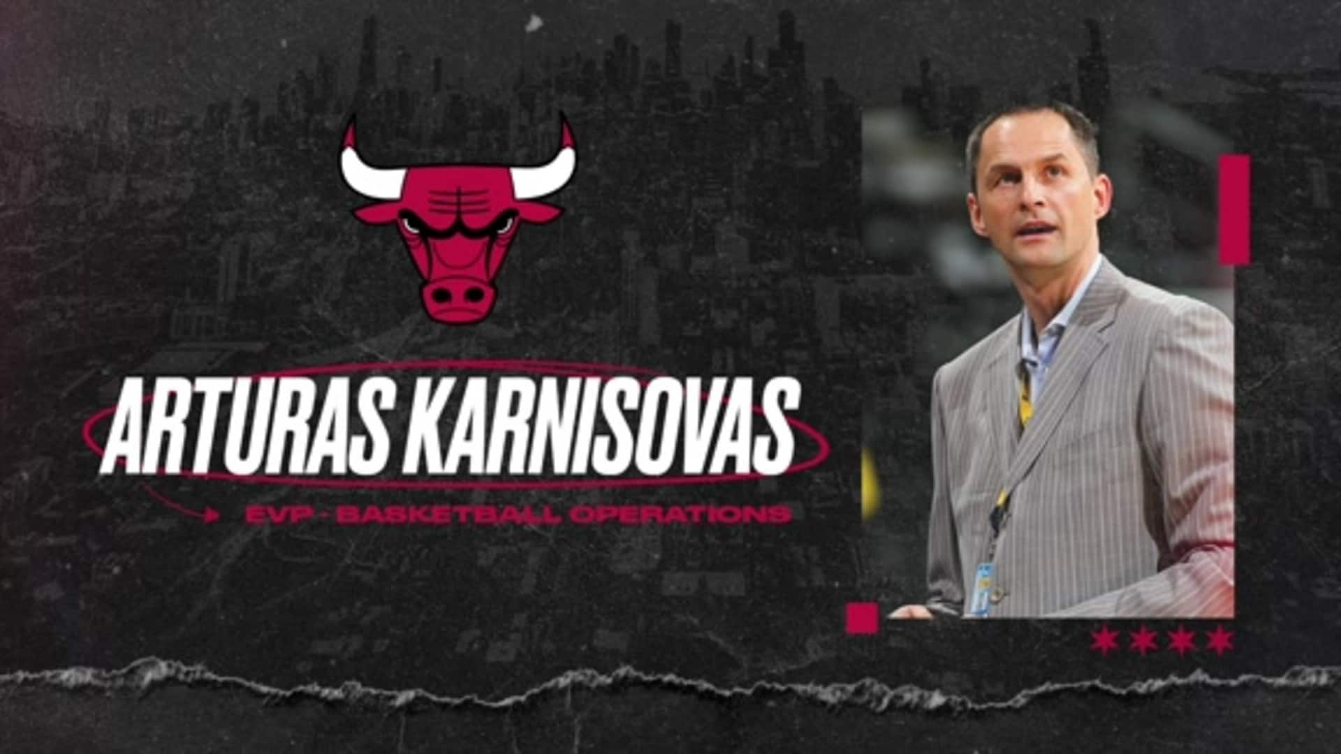 Arturas Karnisovas - Bulls Introductory Conference Call