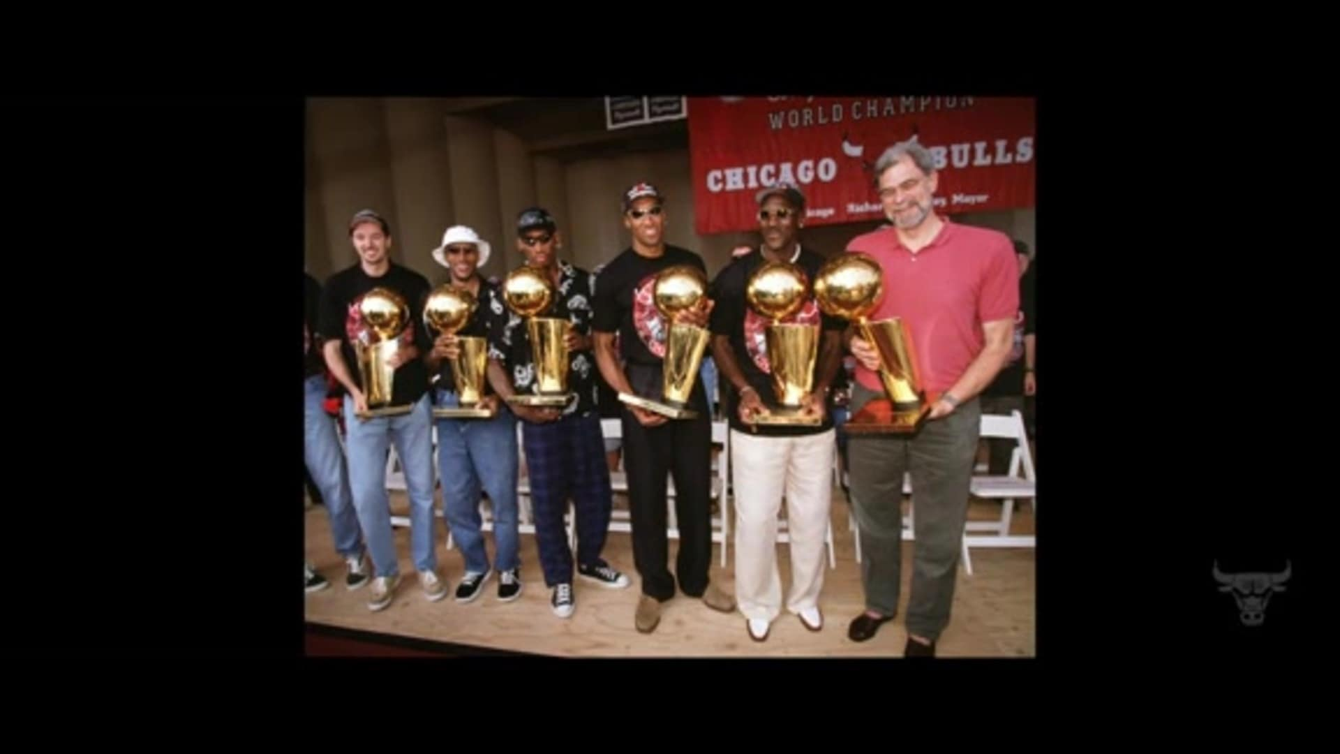 Through The Lens With Bill Smith: 1998 Championship