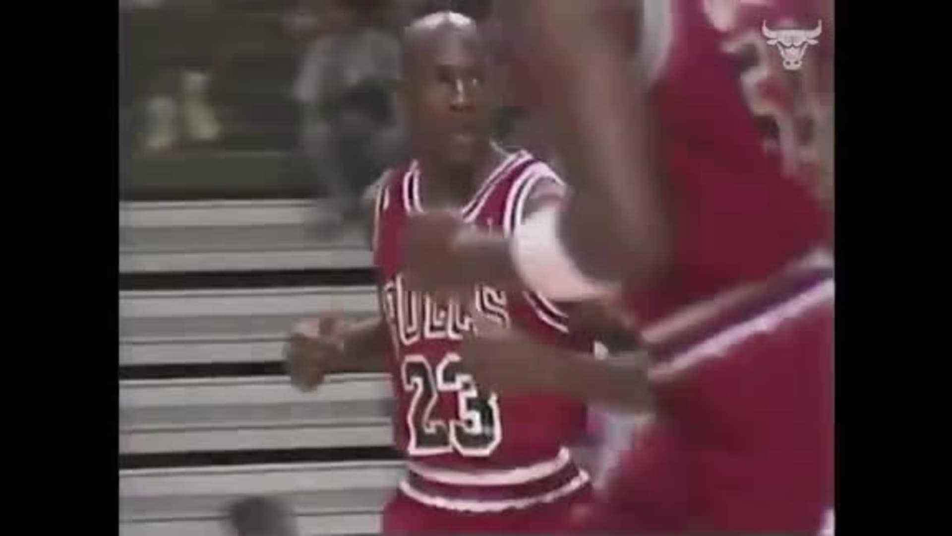 Bulls Complete with the Sweep of the Pistons in 1991