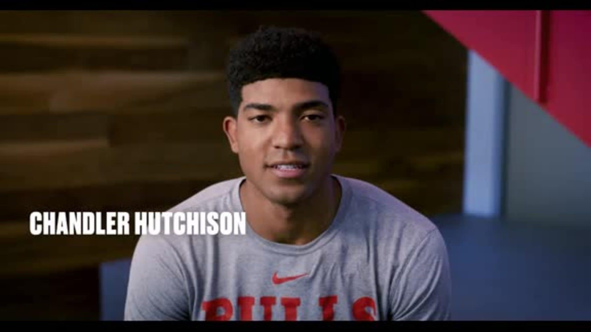 Special Message from Chandler Hutchison
