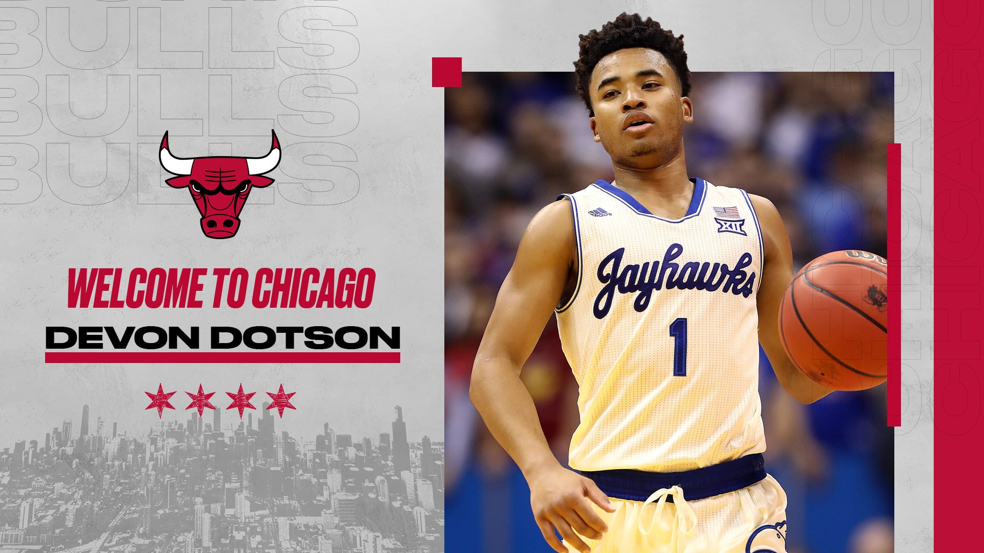 College Highlights: Chicago Bulls two-way player Devon Dotson
