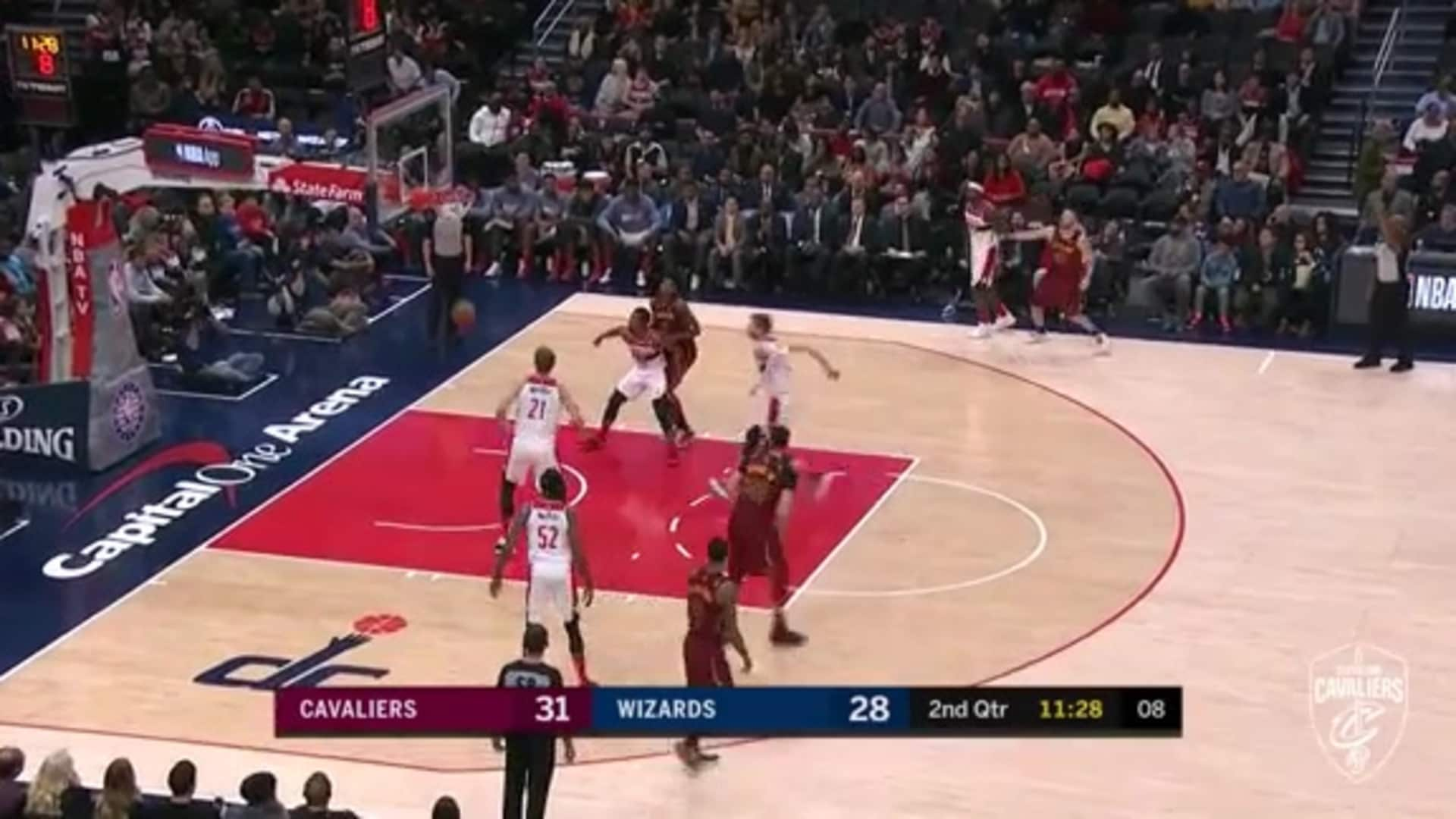 Delly Strikes from Long Range