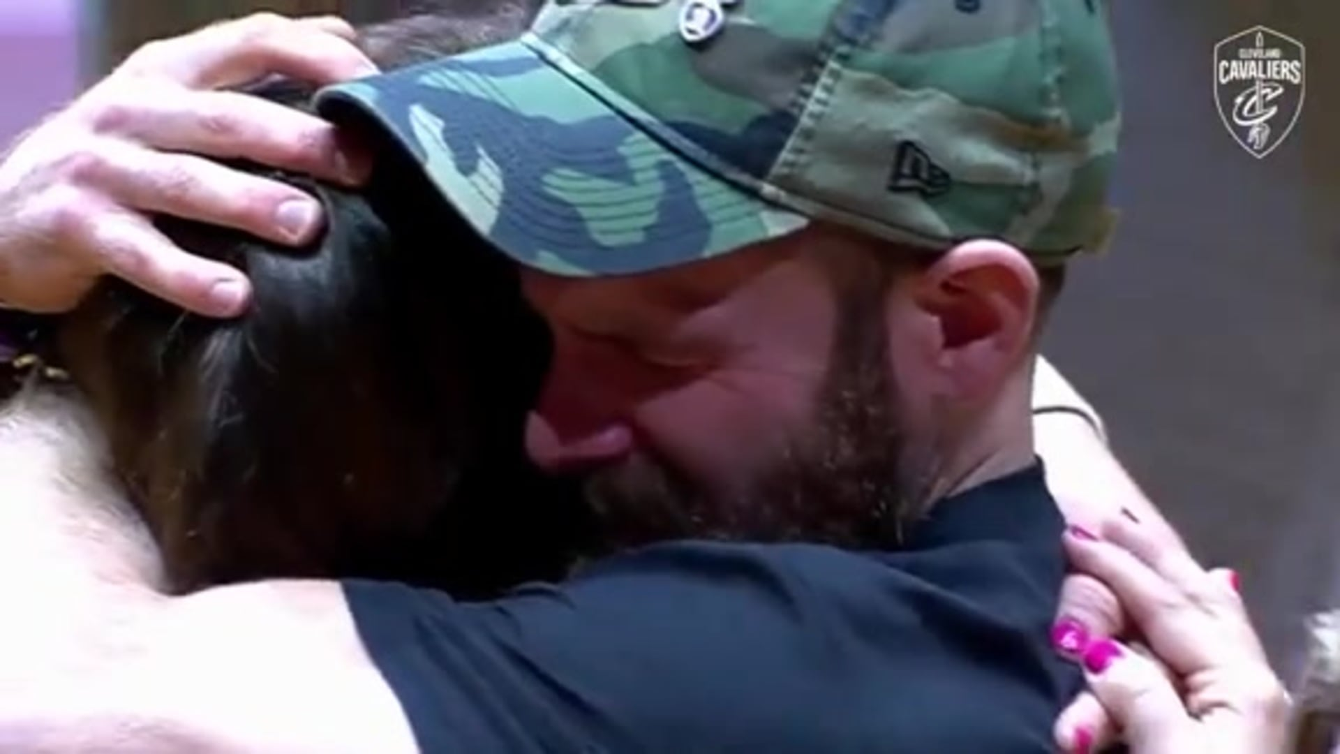 Behind-the-Scenes for Marine's Special Night of Surprises