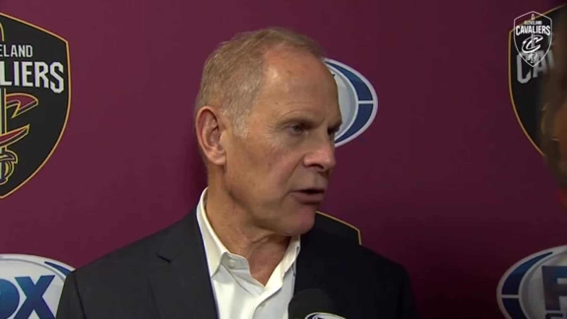 Cavs at Sixers Postgame: Coach Beilein
