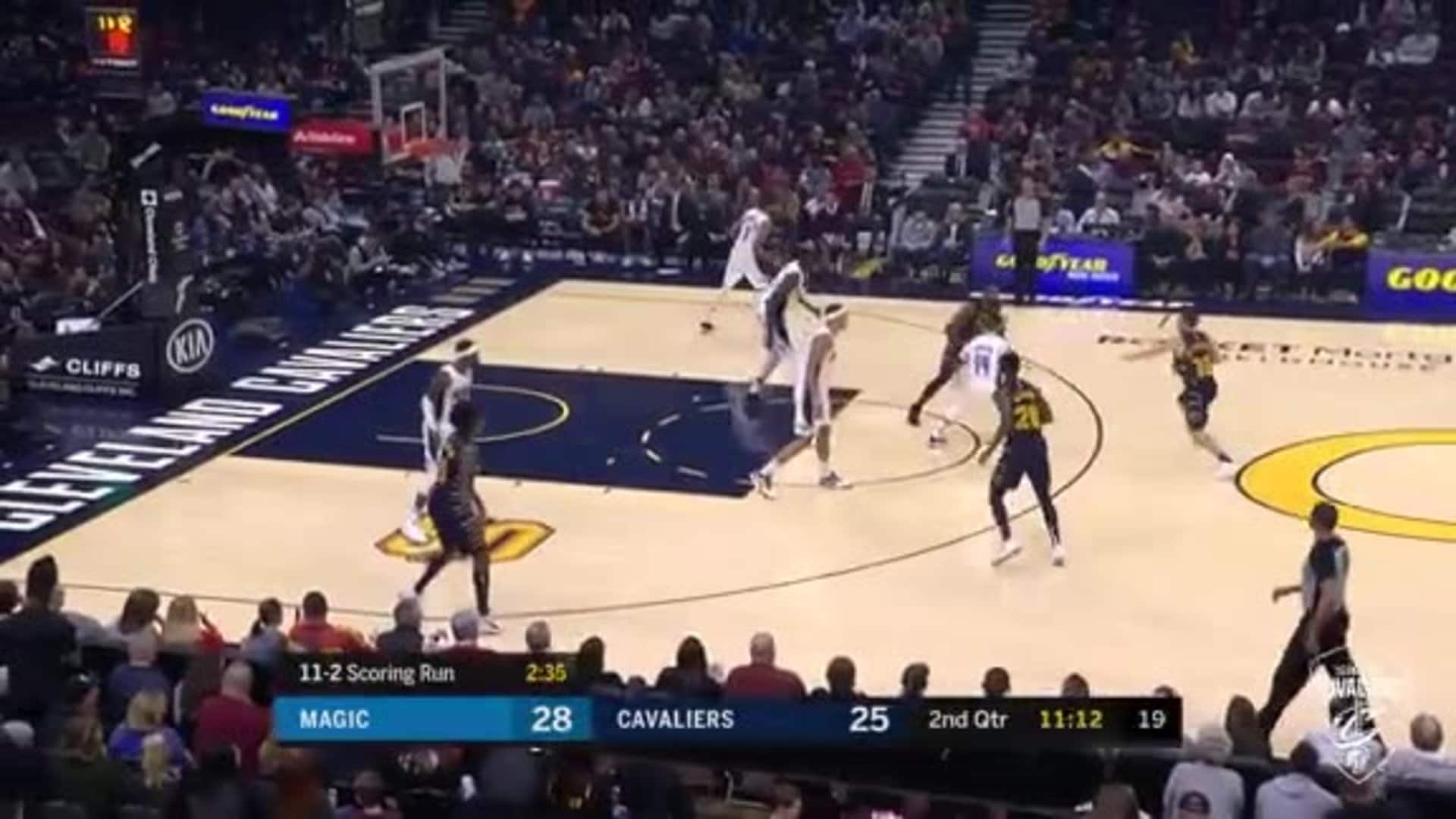 Delly Throws it Up, TT Throws it Down
