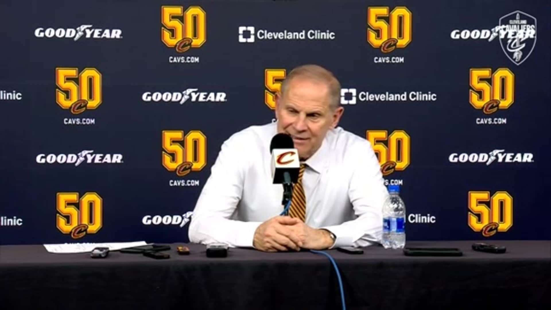 Cavs vs. Magic Postgame: Coach Beilein
