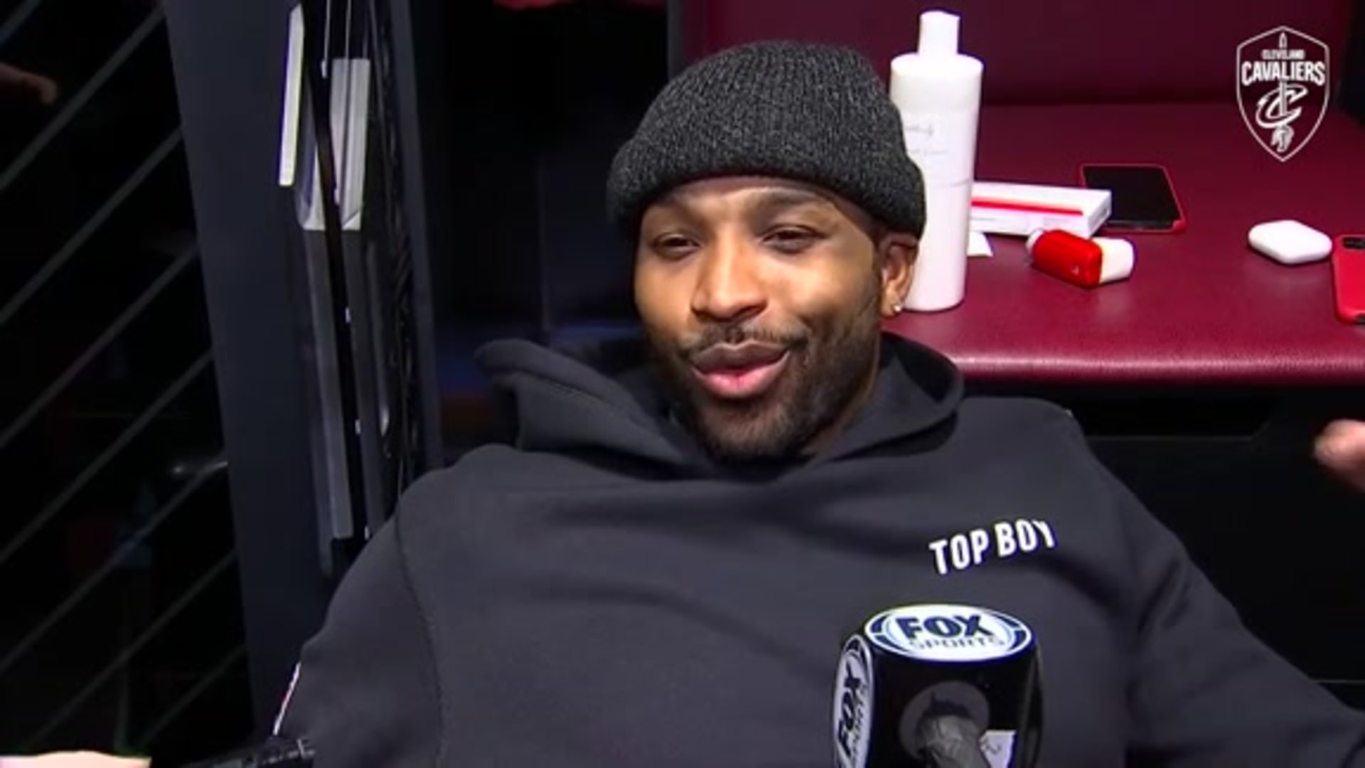 Cavs vs. Magic Postgame: Tristan Thompson