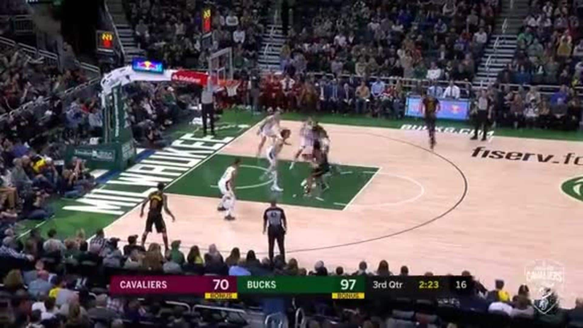 Garland with the Pin-Point Floater