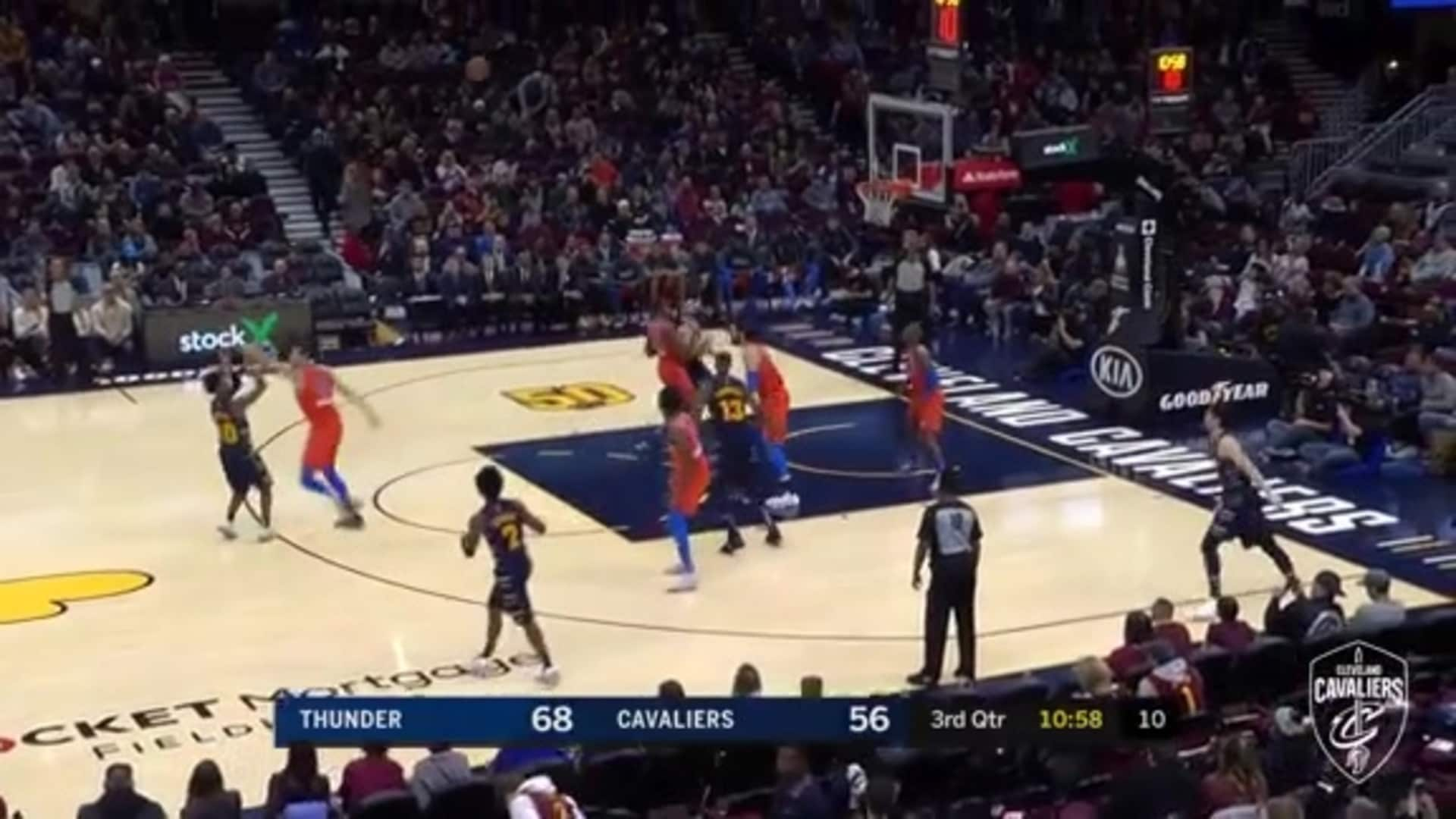 Garland with the Pinpoint Trey