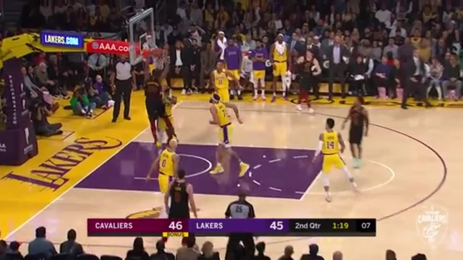 Featured Highlight: Garland's Spicy Assist