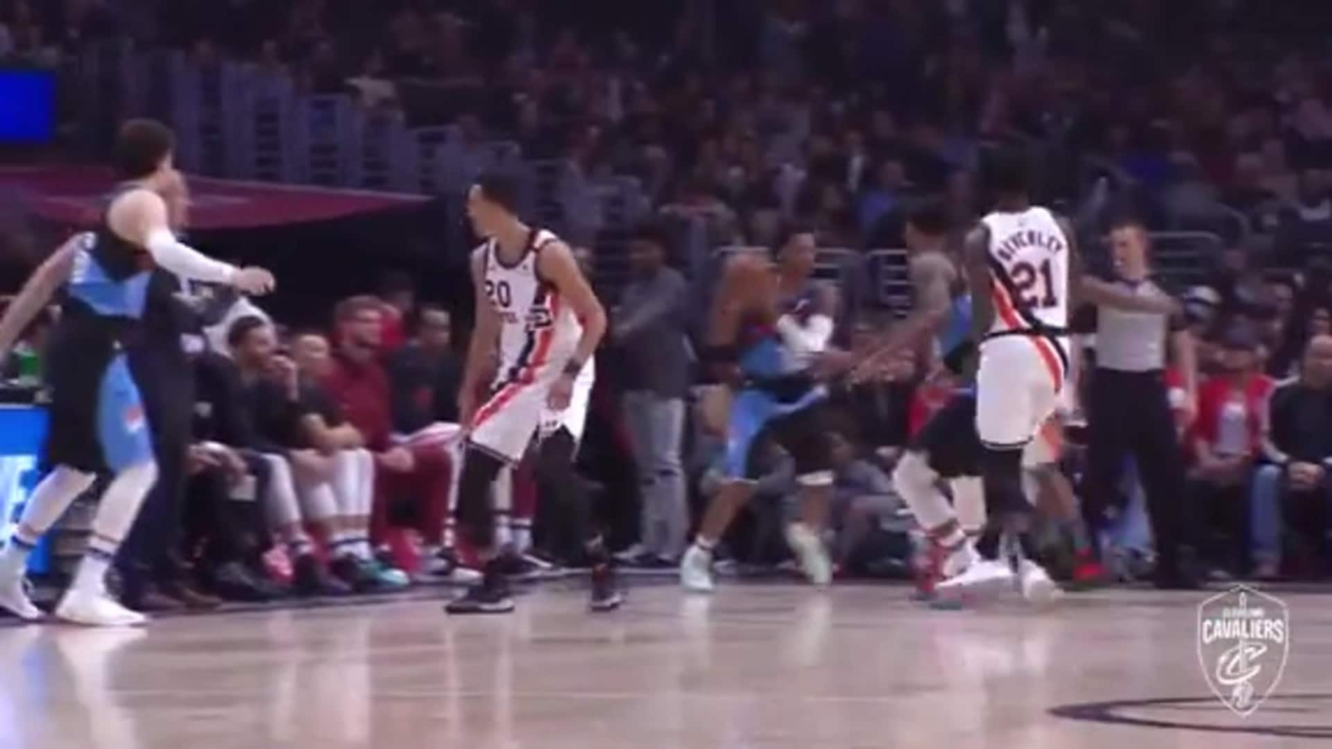 Garland with the Baseline Dime