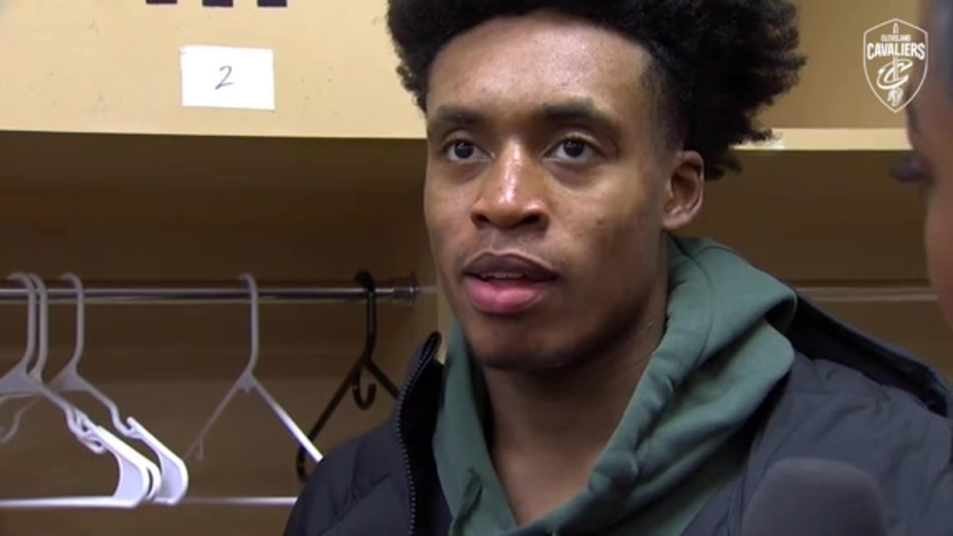 Cavs at Grizzlies Postgame: Collin Sexton