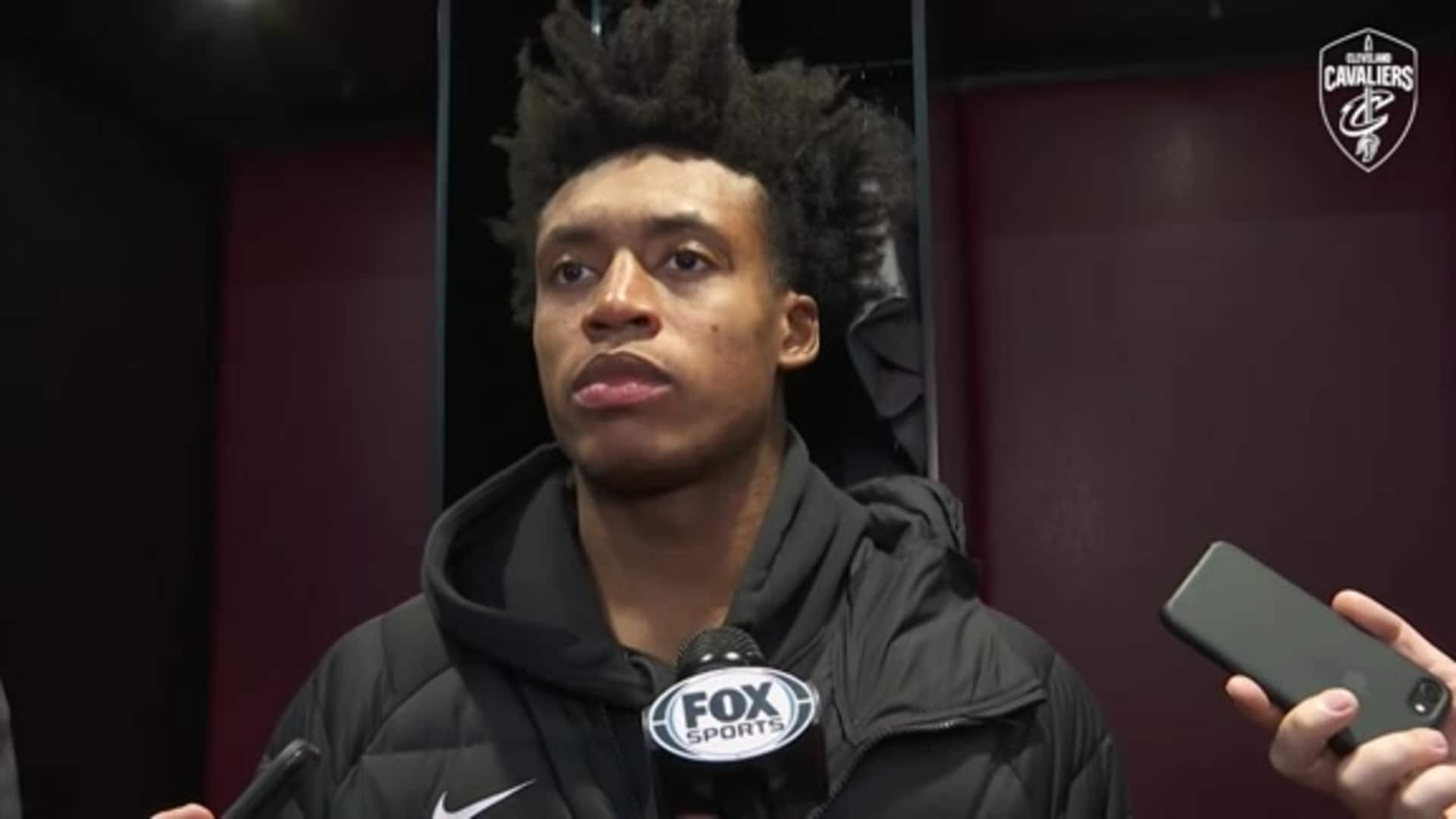 Cavs vs. Wizards Postgame: Collin Sexton