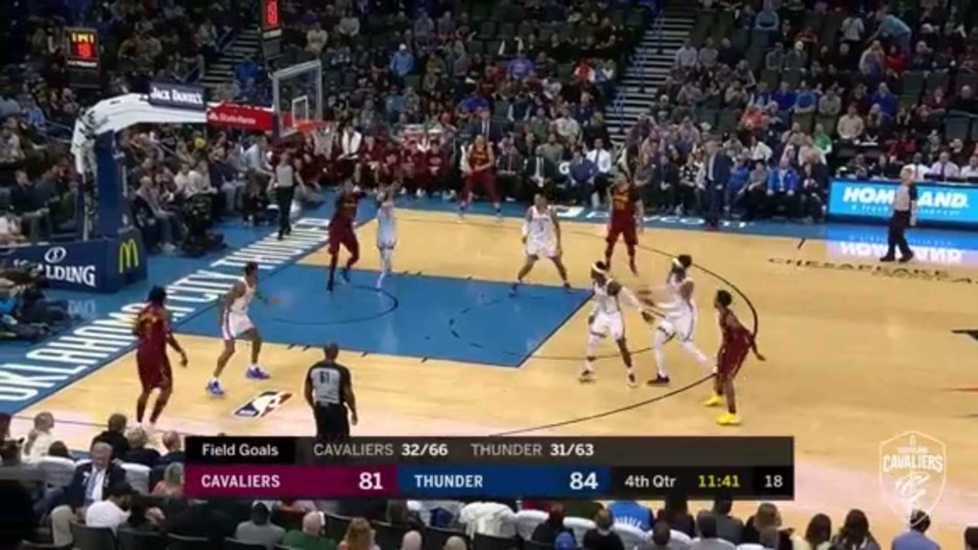 Garland's Quick Pass to Henson Inside