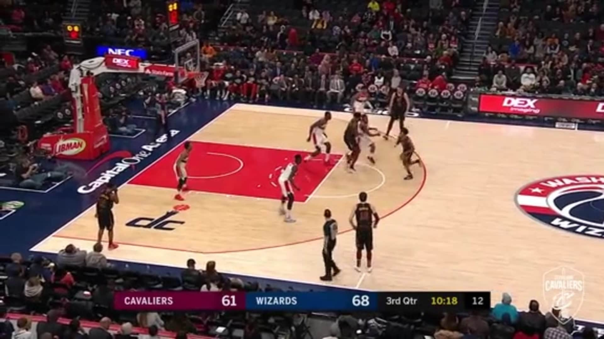 Sexton Earns Chance for Three Point Play