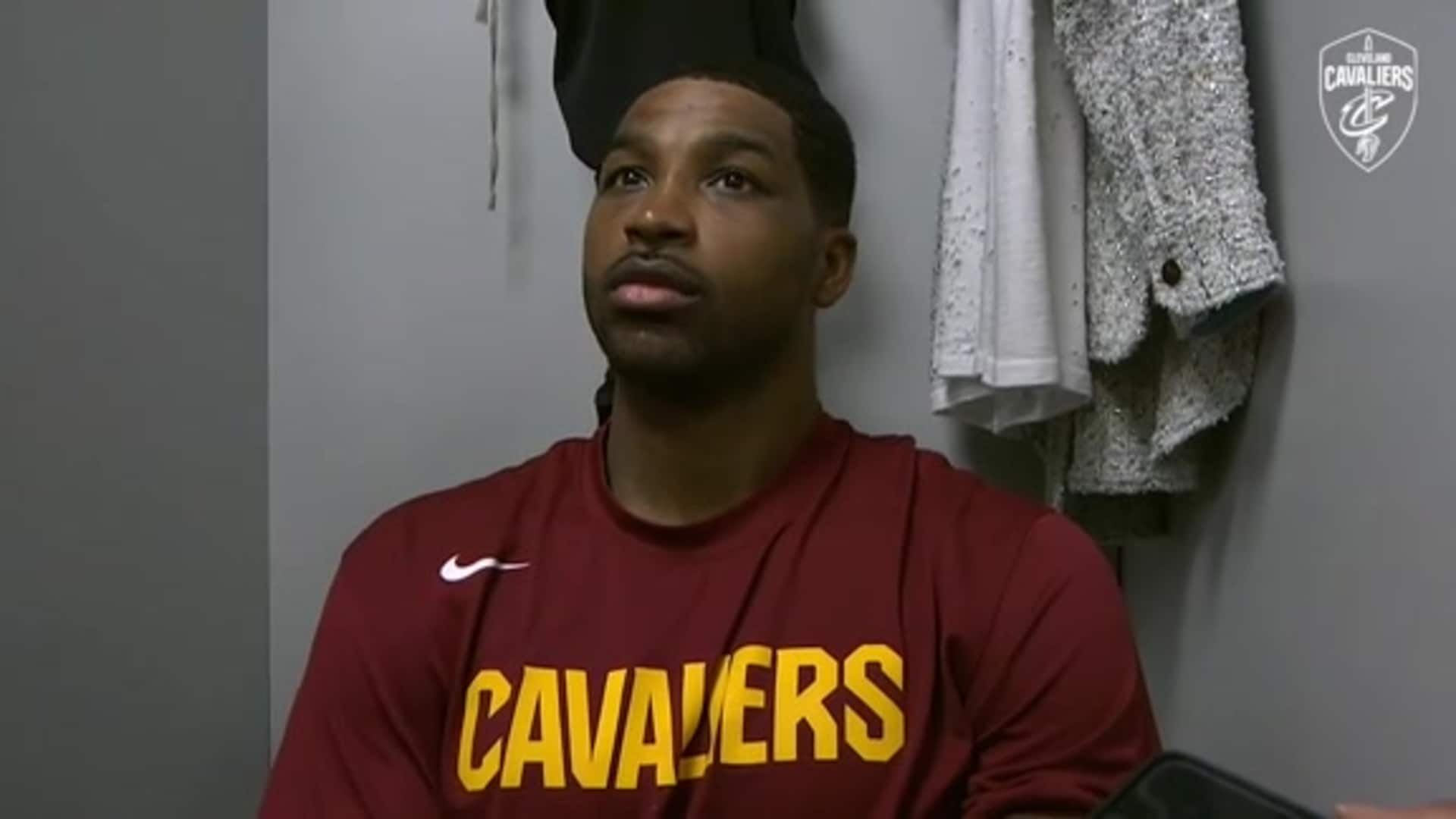 Cavs at Heat Postgame: Tristan Thompson