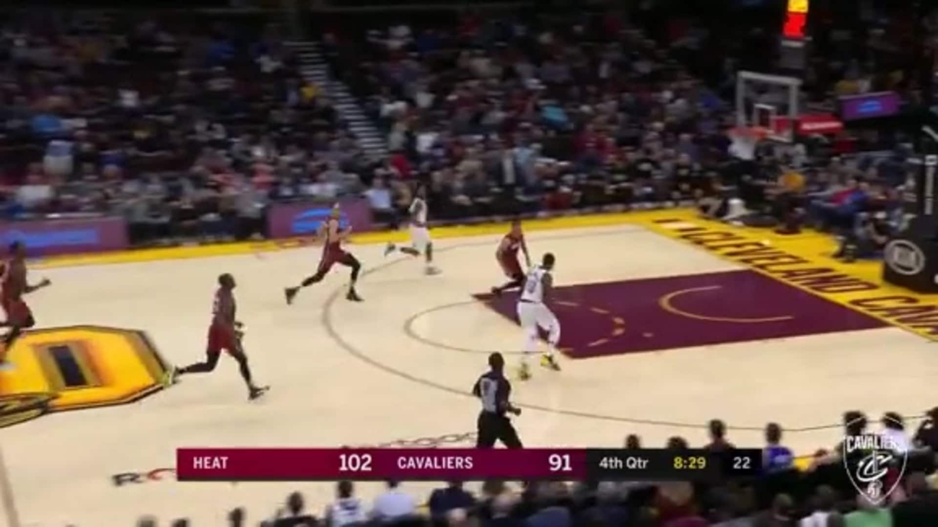Love Outlets to TT for And-One Lay-Up