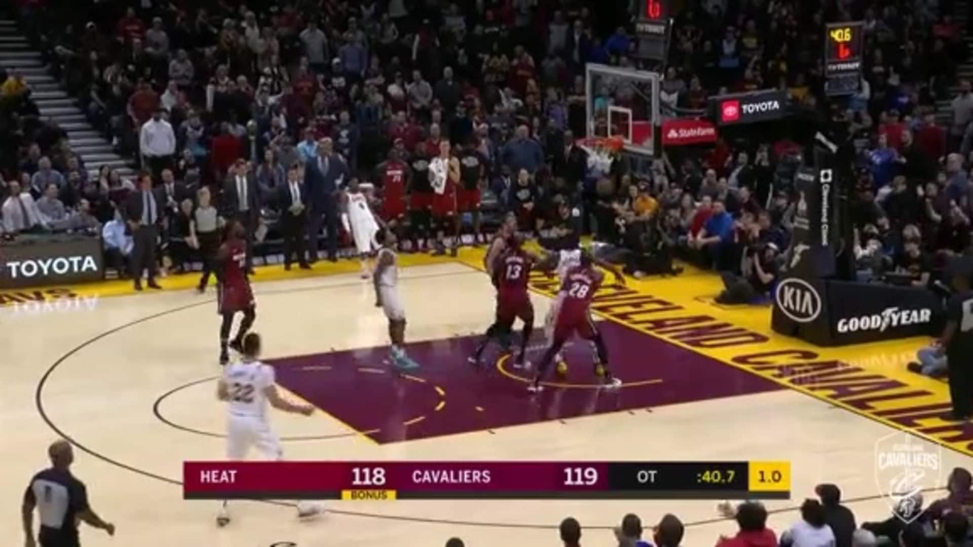 What a Move By Garland for Clutch Bucket