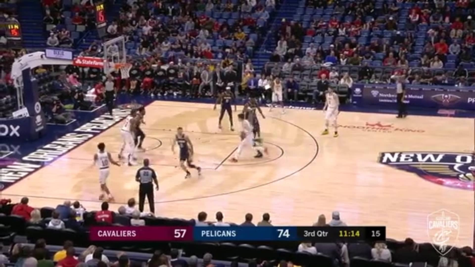 Cedi's Tough Right Handed Floater