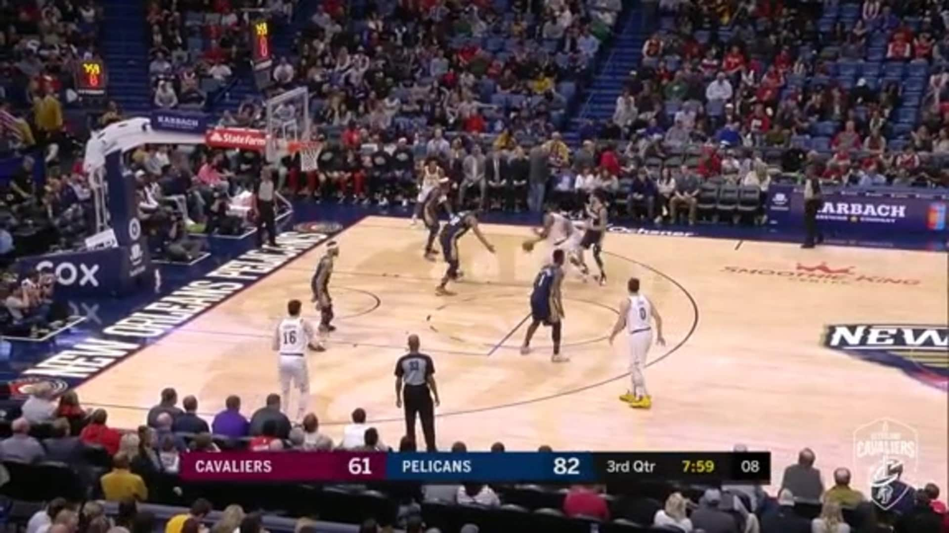 DG Weaves to the Hoop and Scores