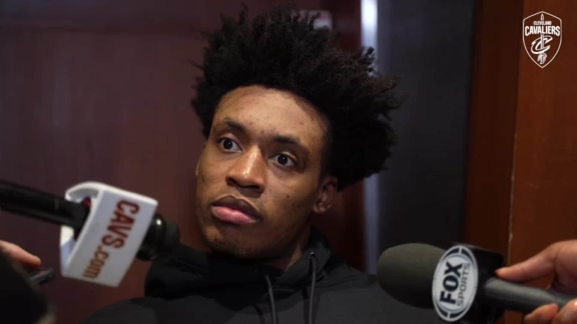 Cavs at Pelicans Postgame: Collin Sexton