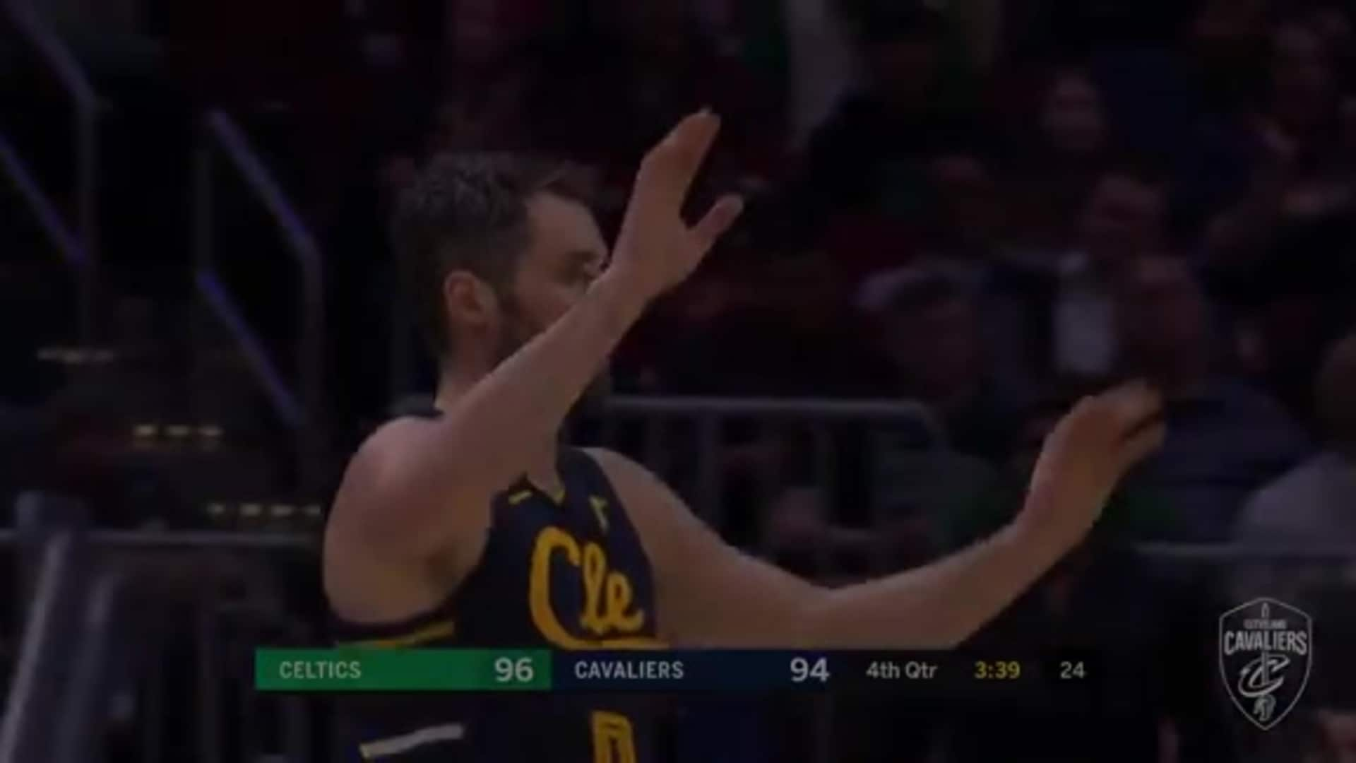 Love's Clutch And-One Opportunity