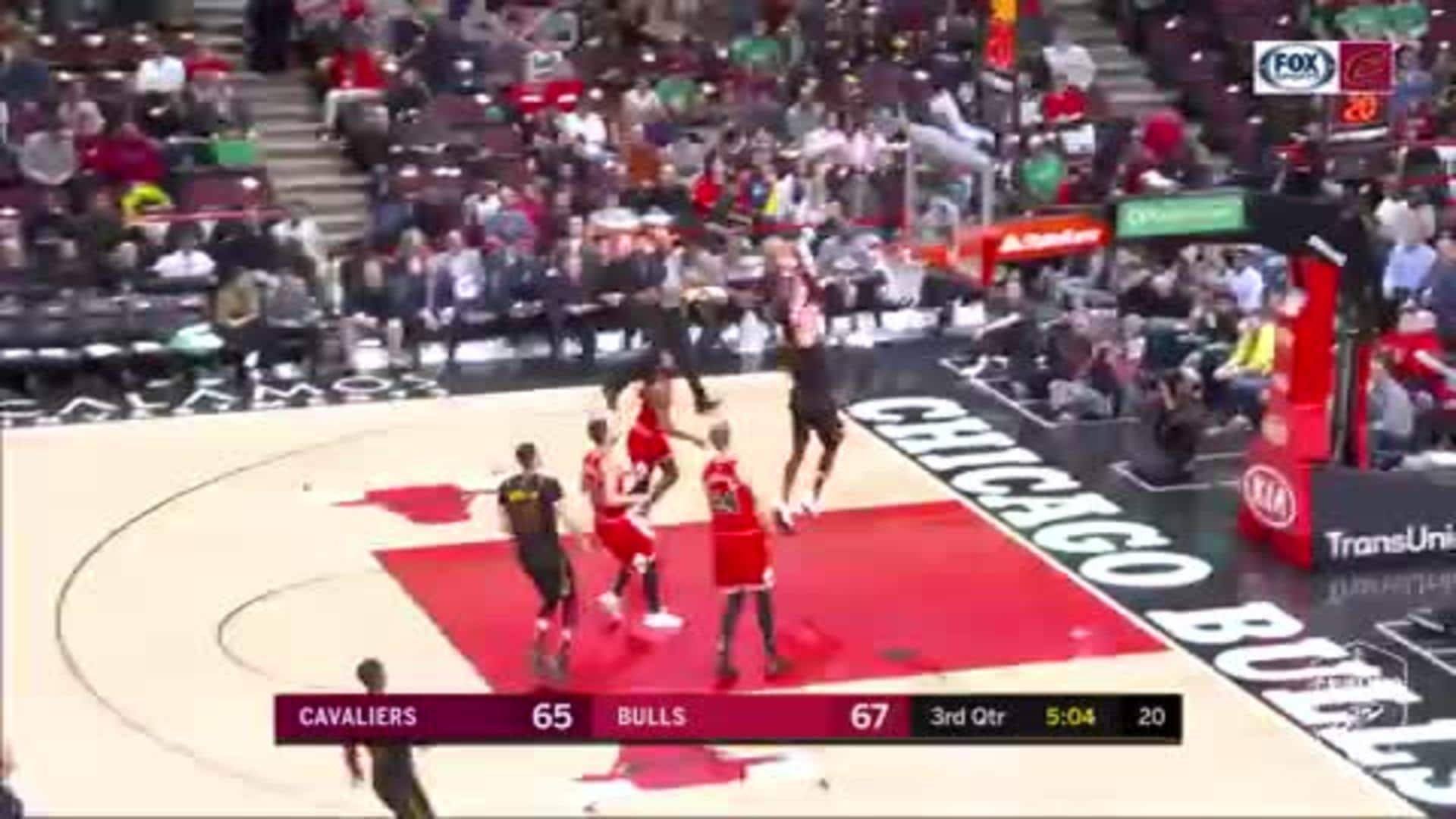 Feat. Highlight: Cedi's Crossover and Crunching Jam
