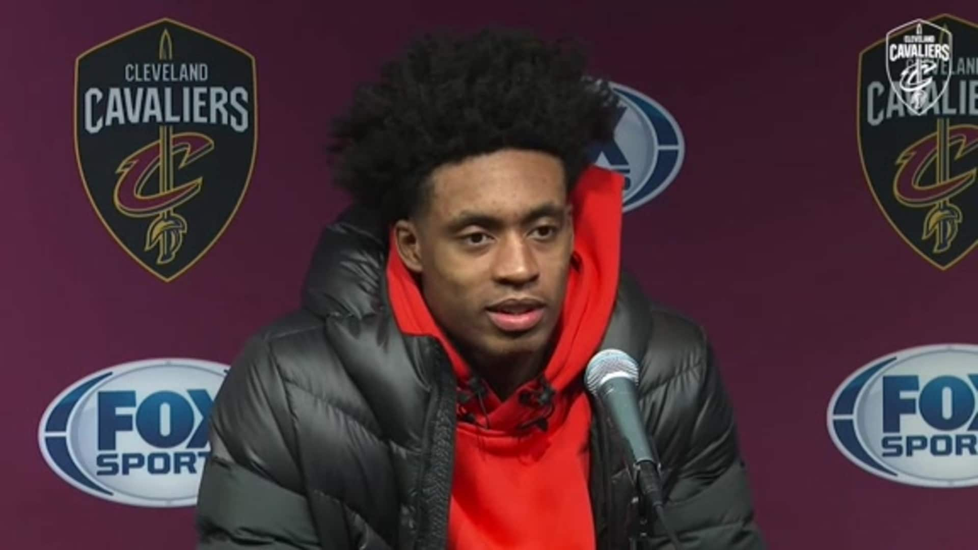 Cavs at Bulls Postgame: Collin Sexton