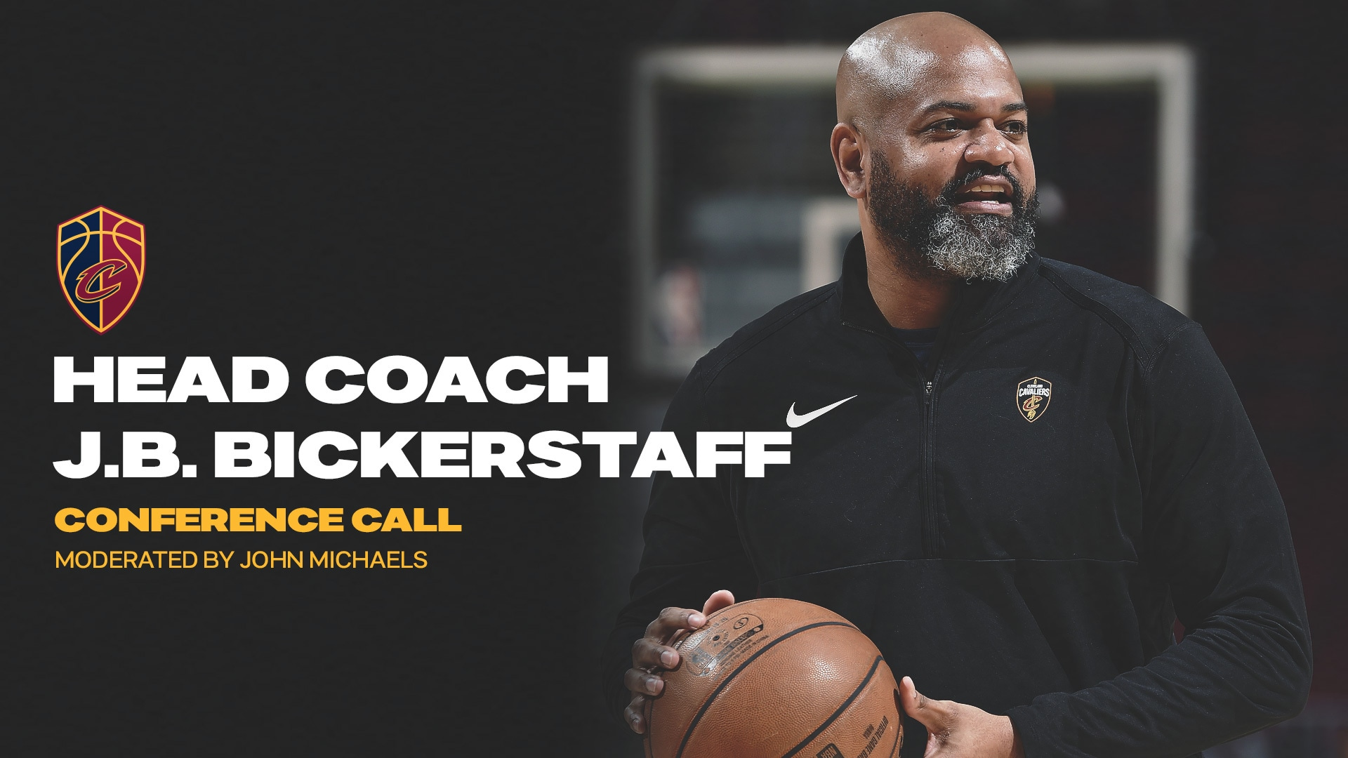 Conference Call with Head Coach J.B. Bickerstaff