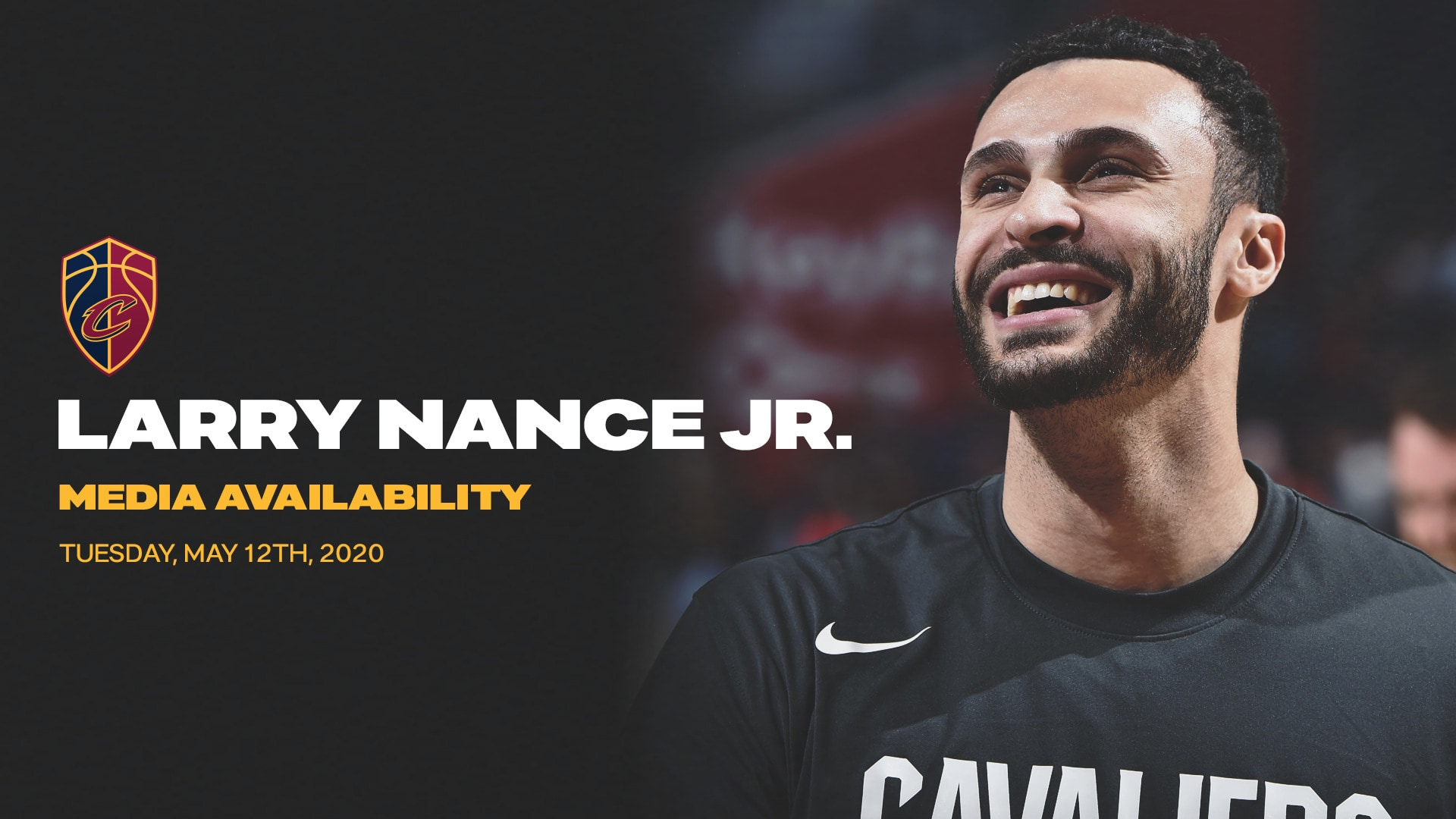 Conference Call with Larry Nance Jr.