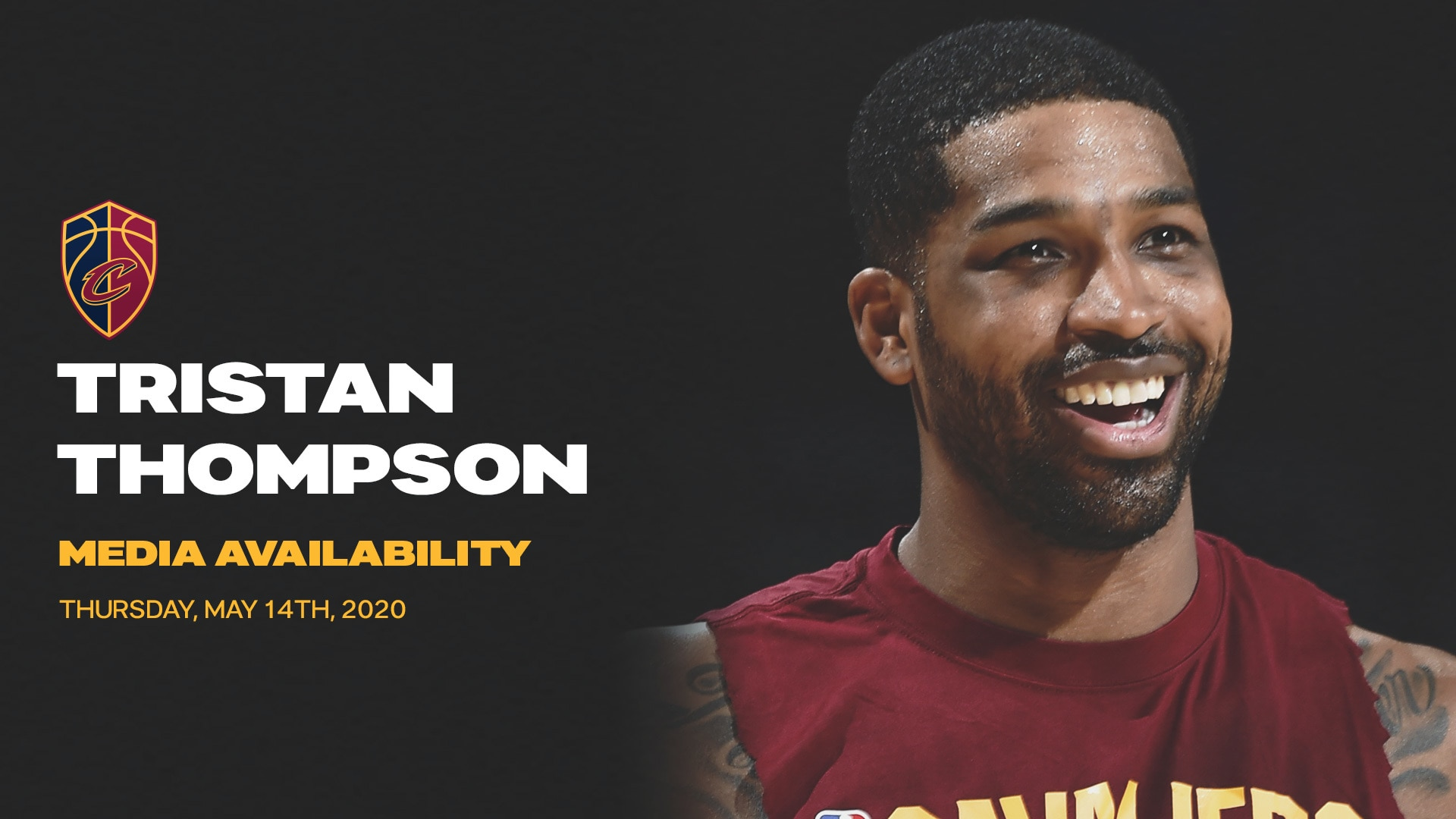 Conference Call with Tristan Thompson