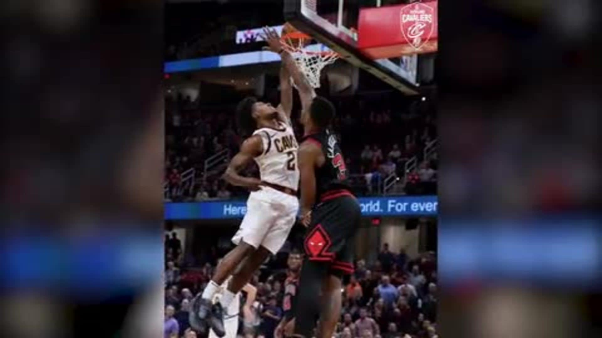 Collin Sexton Player Week Video