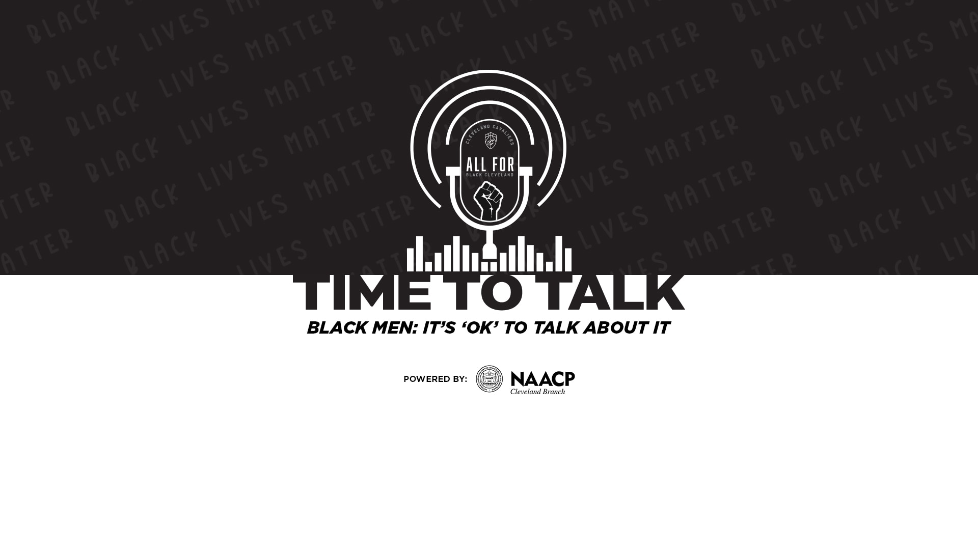 Time to Talk - Black Men: It's 'OK' to Talk About It