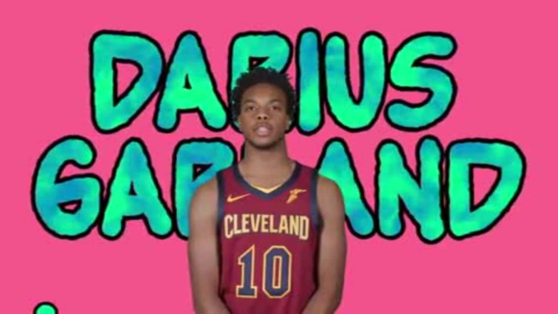 Get to Know - Darius Garland