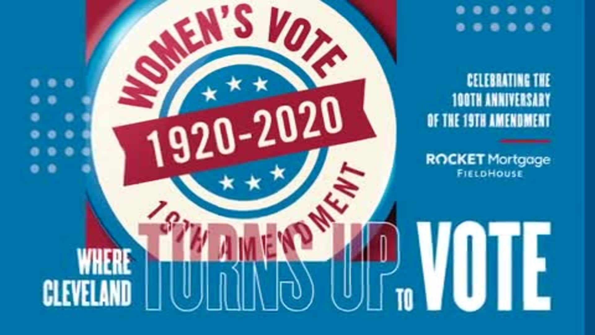 Celebrating the 100th Anniversary of the 19th Amendment