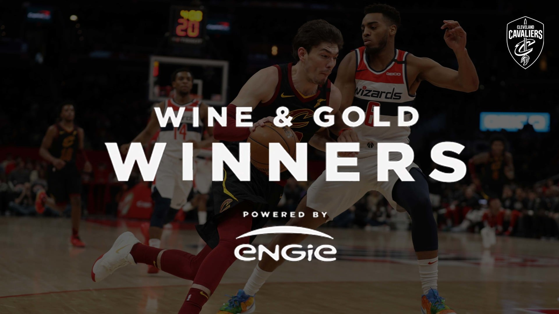 Wine & Gold Winners Powered by ENGIE