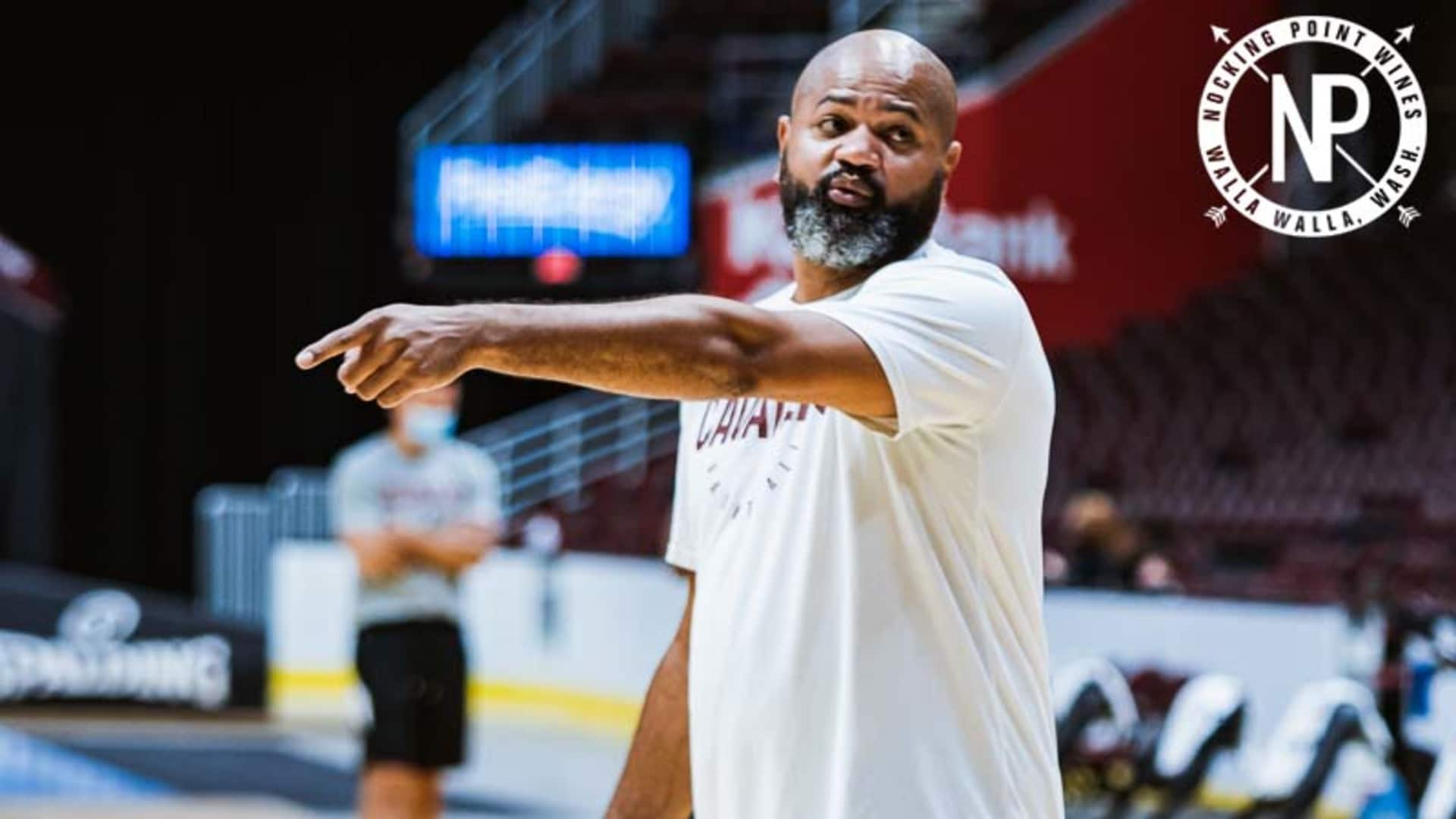 Inside the Bubble Day 9: J.B. Bickerstaff (9/29)