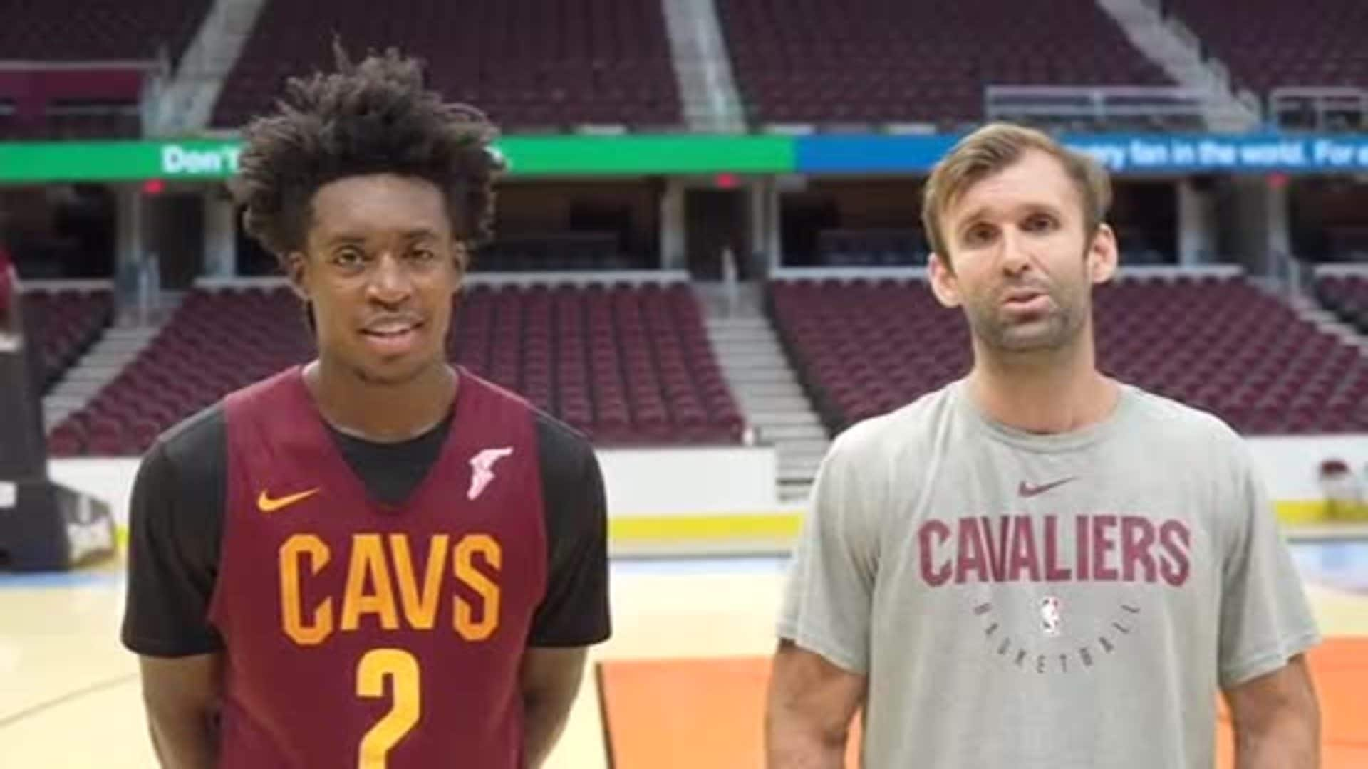 Behind-the-Scenes: Collin Sexton