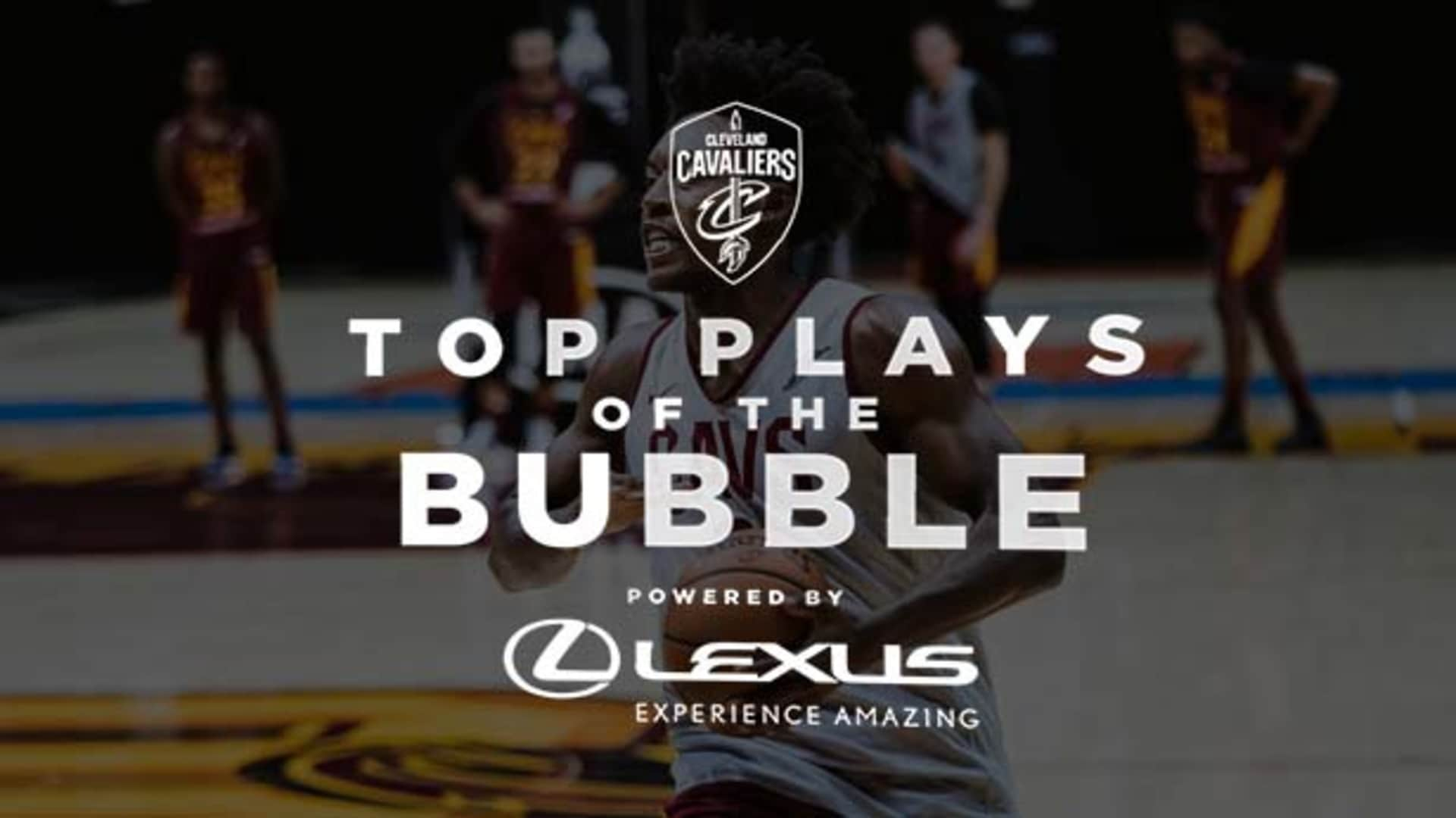 Top Plays of the Bubble Powered by Lexus: Collin Sexton