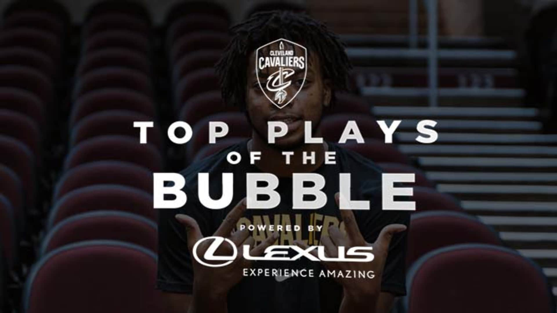 Top Plays of the Bubble Powered by Lexus: Darius Garland